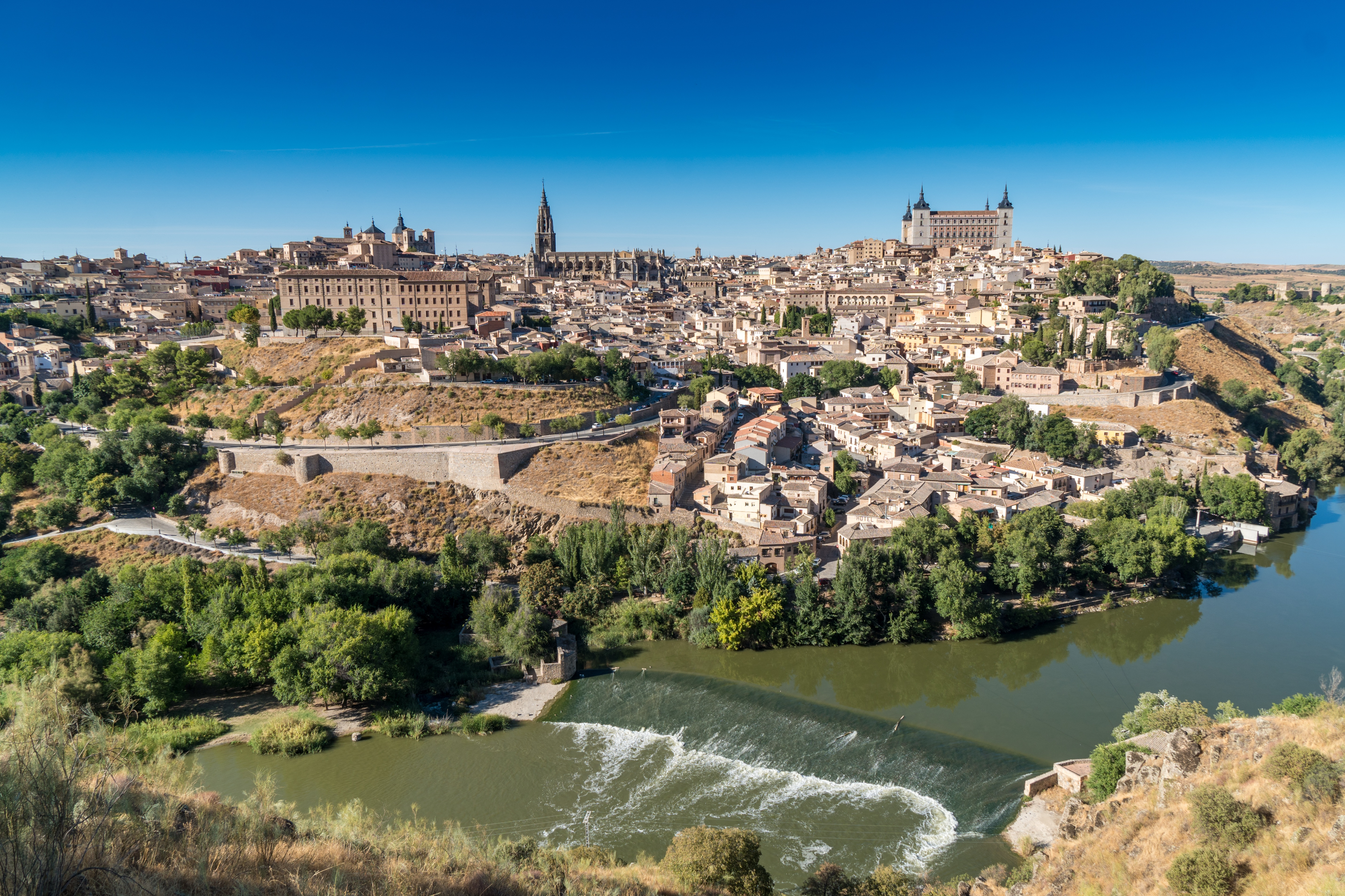 Historic city of Toledo