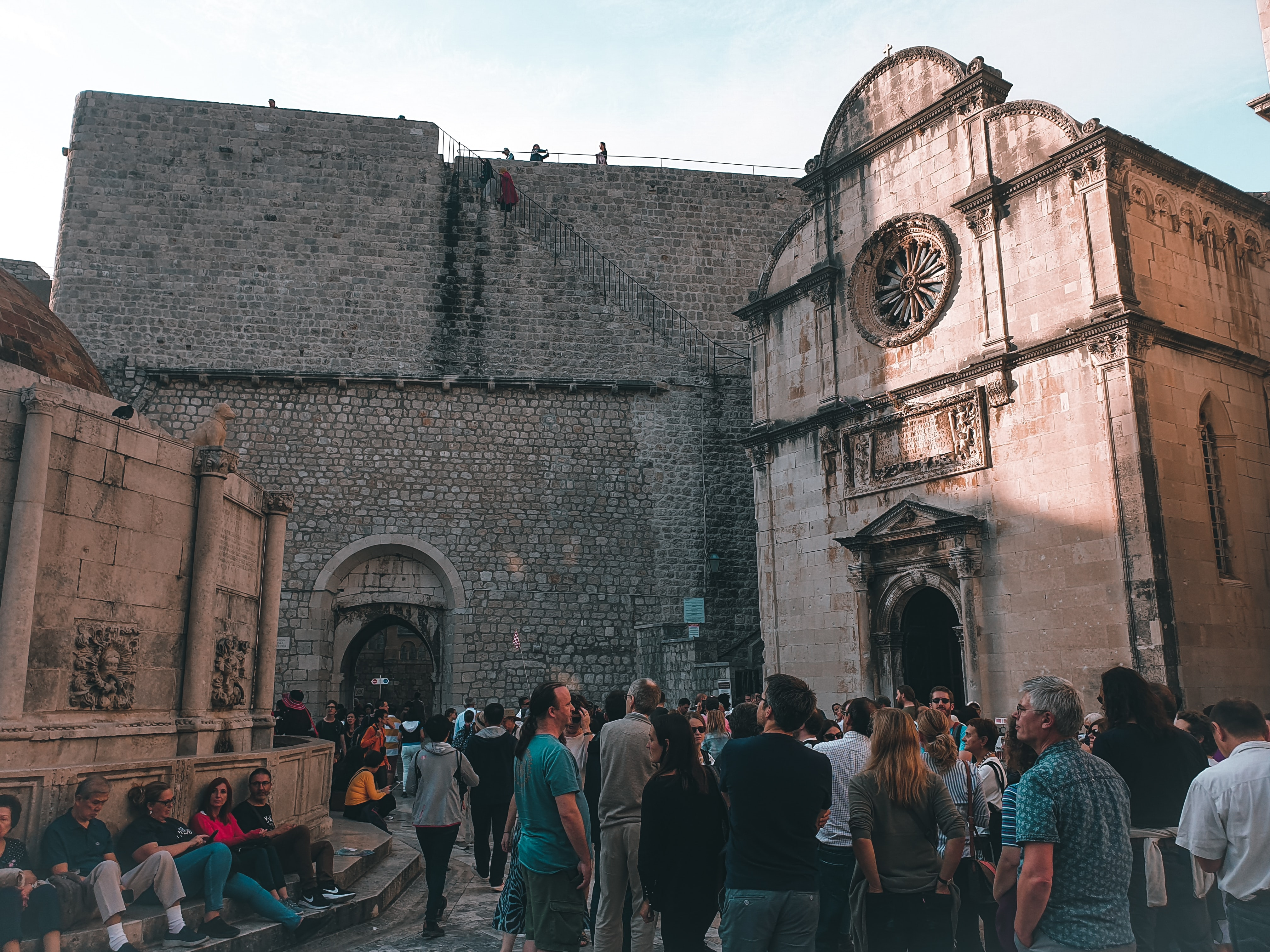 Feast of St. Blaise in Dubrovnik