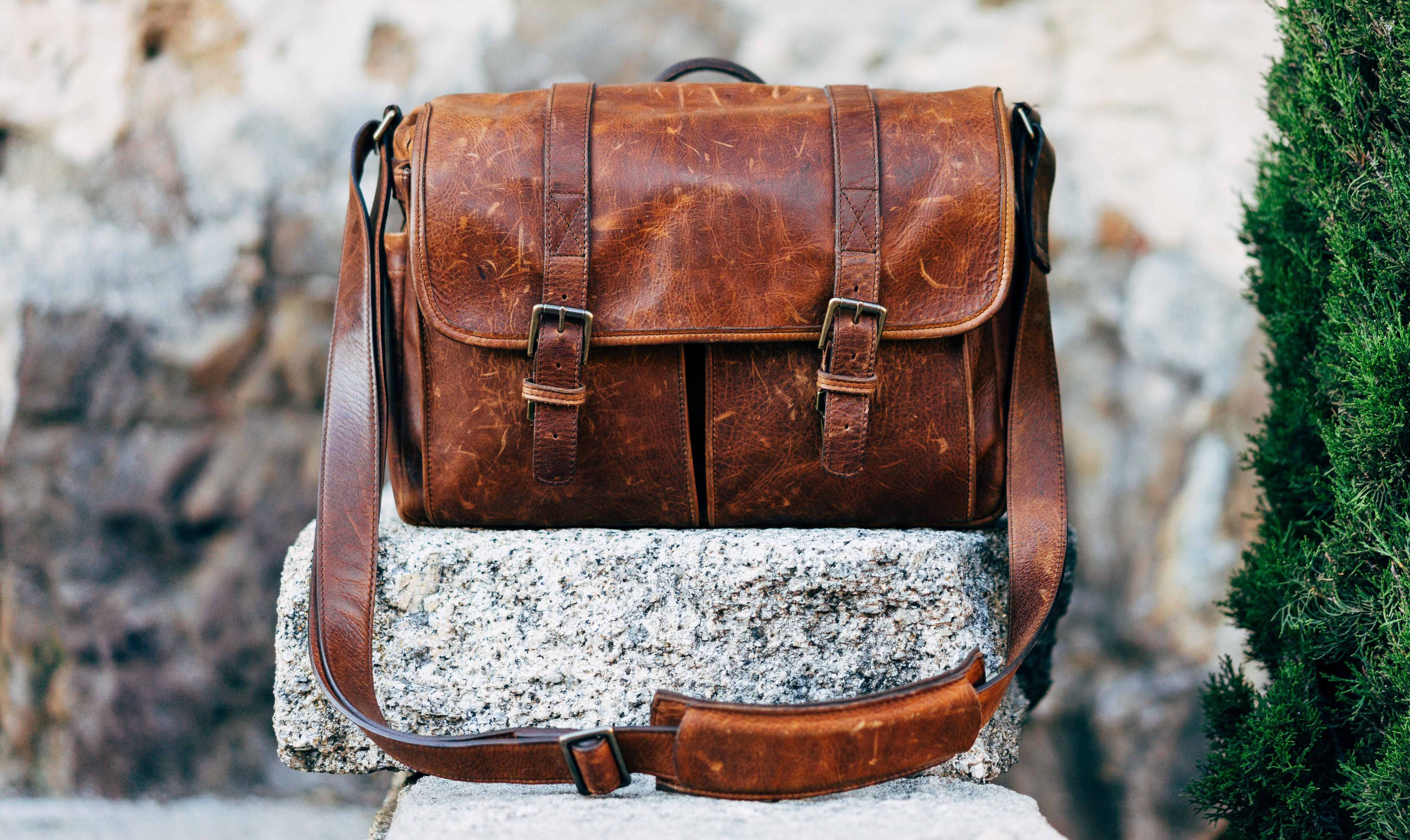 Uniquely Hand-Crafted Italian Leather