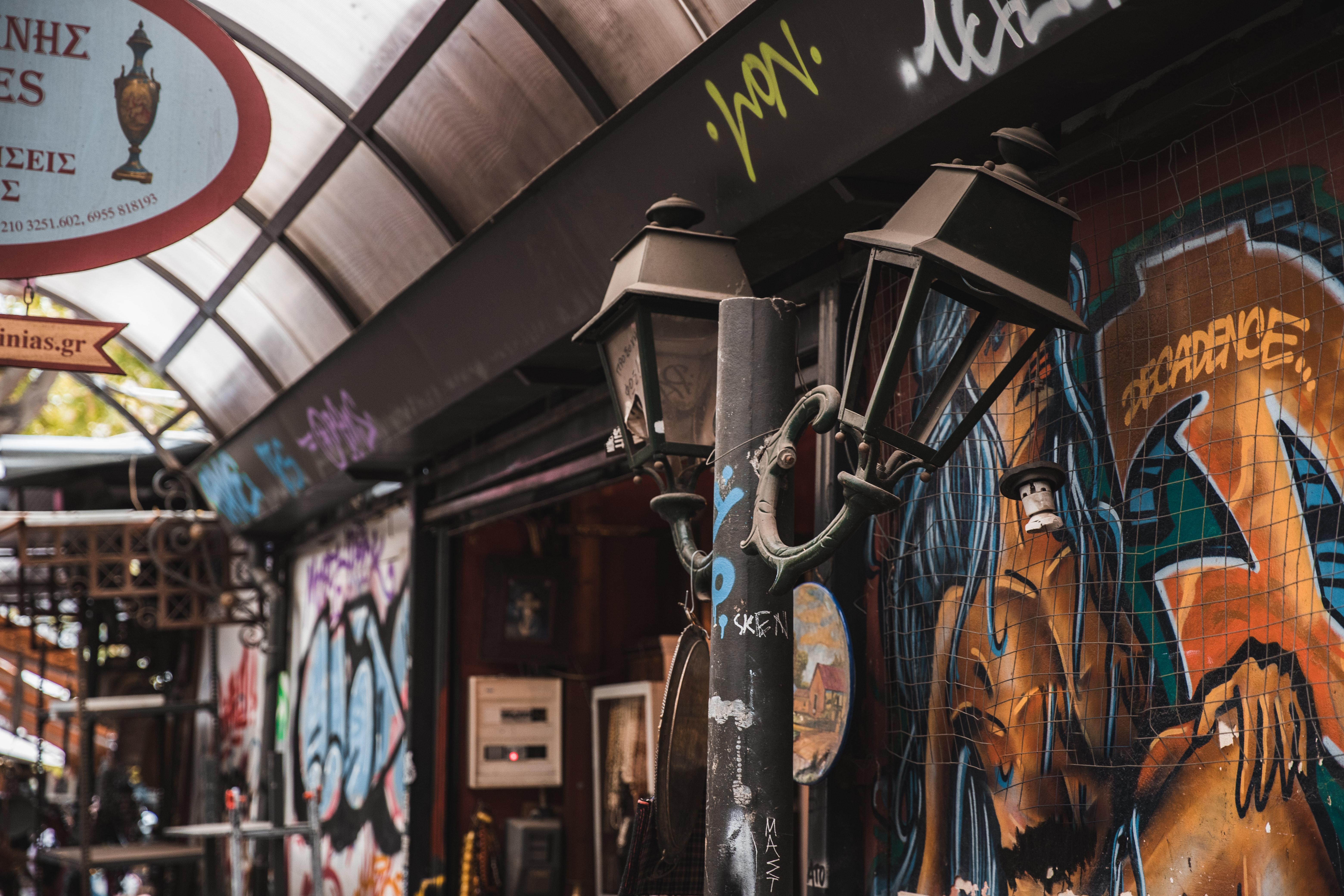 Graffiti, Athens