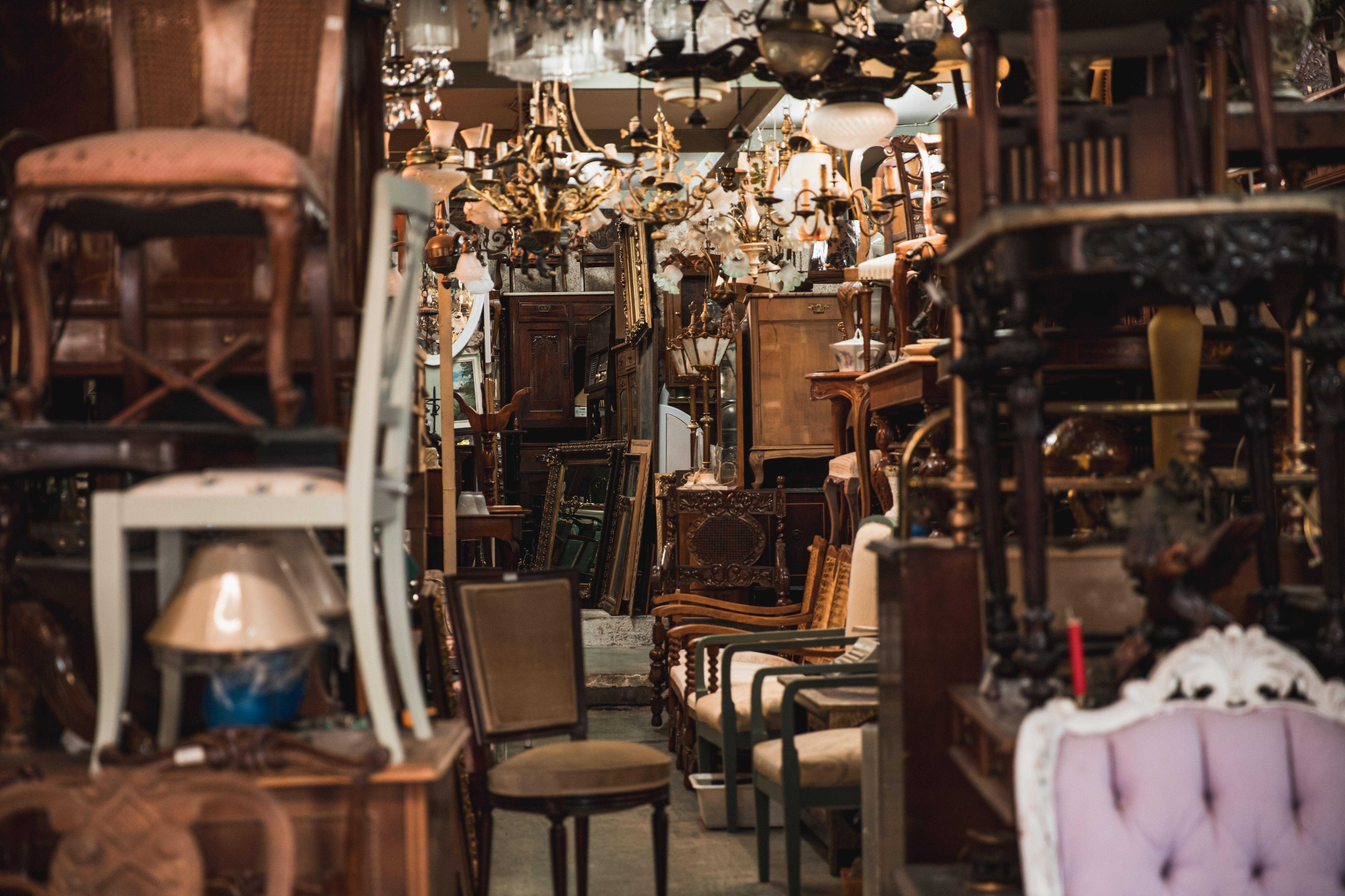 Antique shops, Best places to shop in Santorini