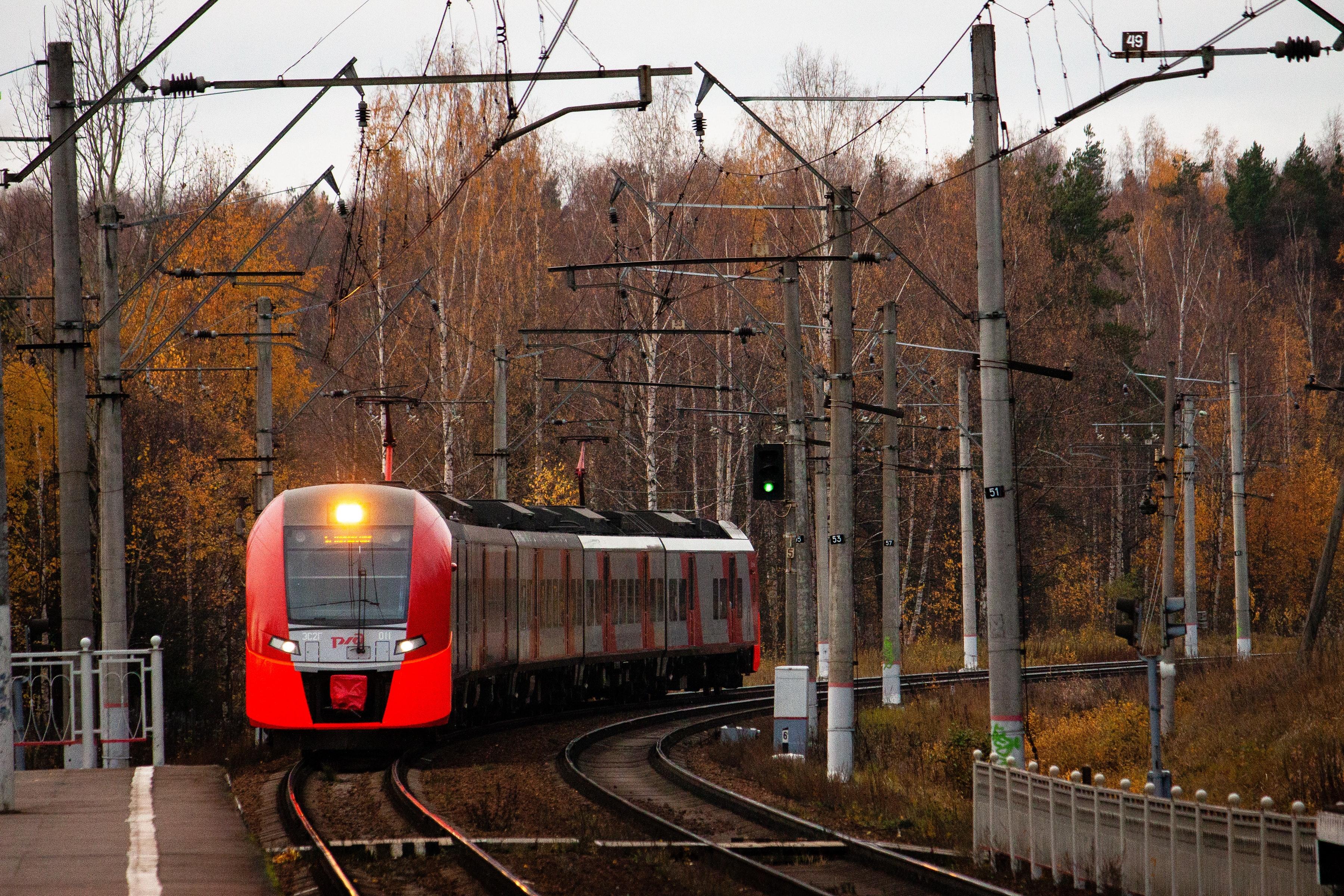 Travel by train in Croatia