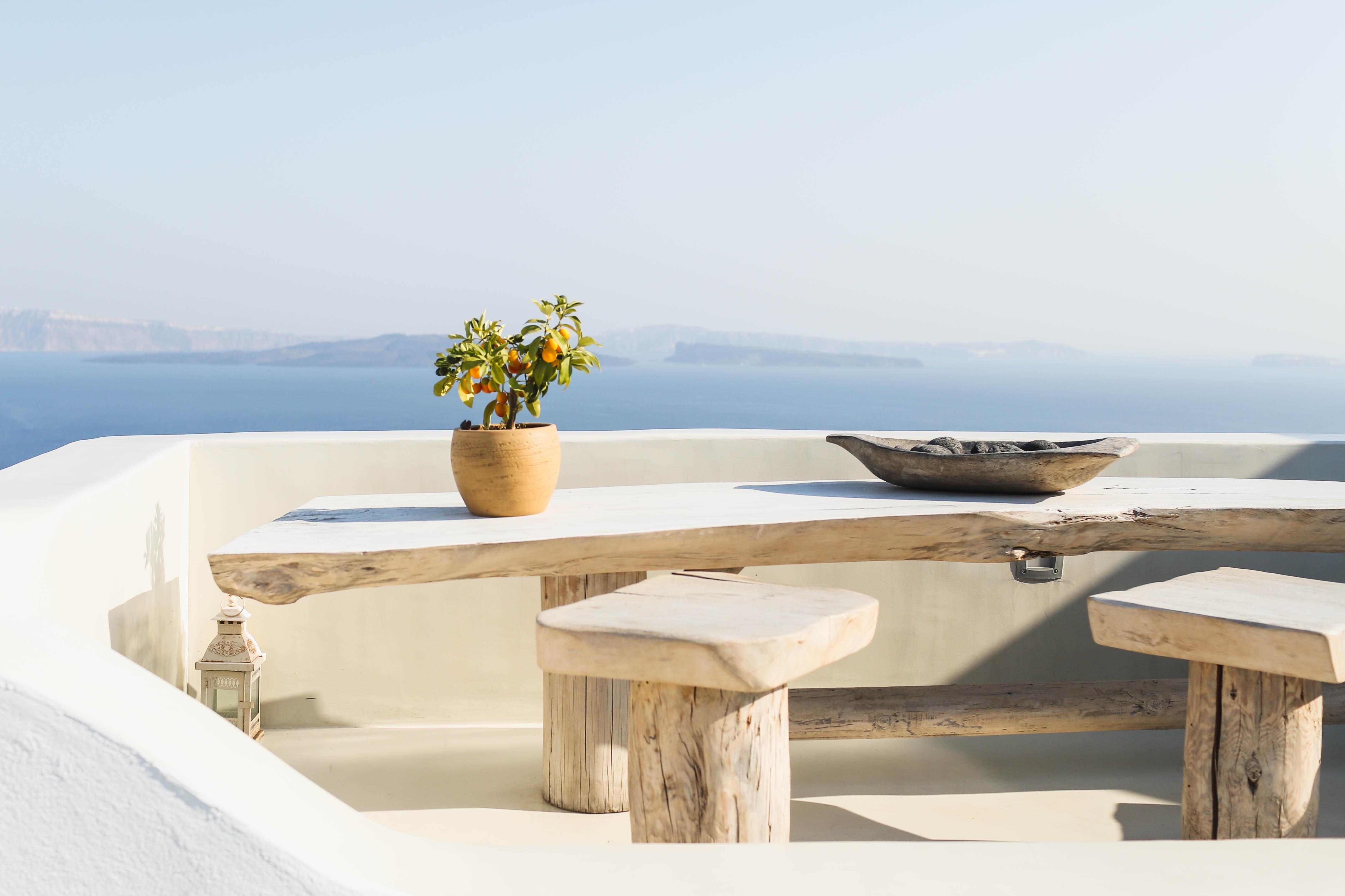 Marble Sun Villa, Santorini