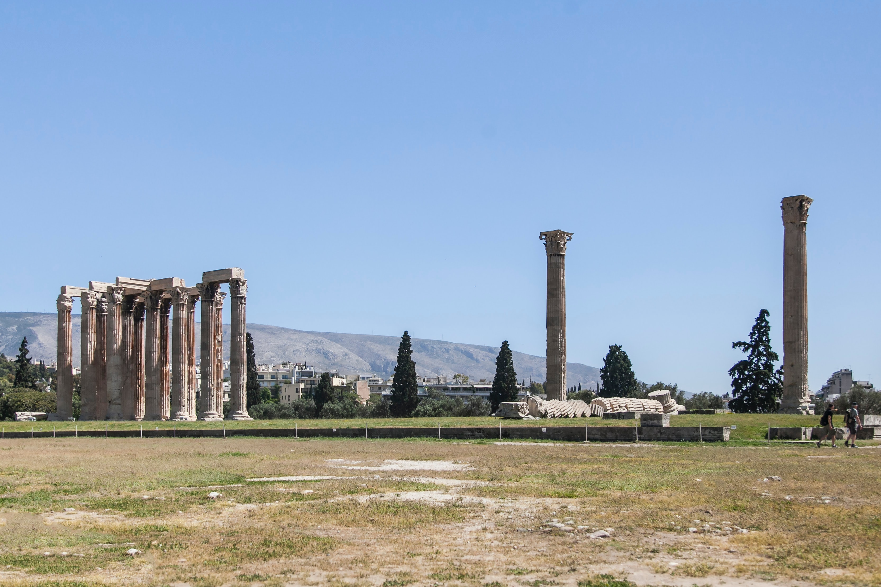 Temple of Olympian Zeus, Best historical sites to visit in Athens