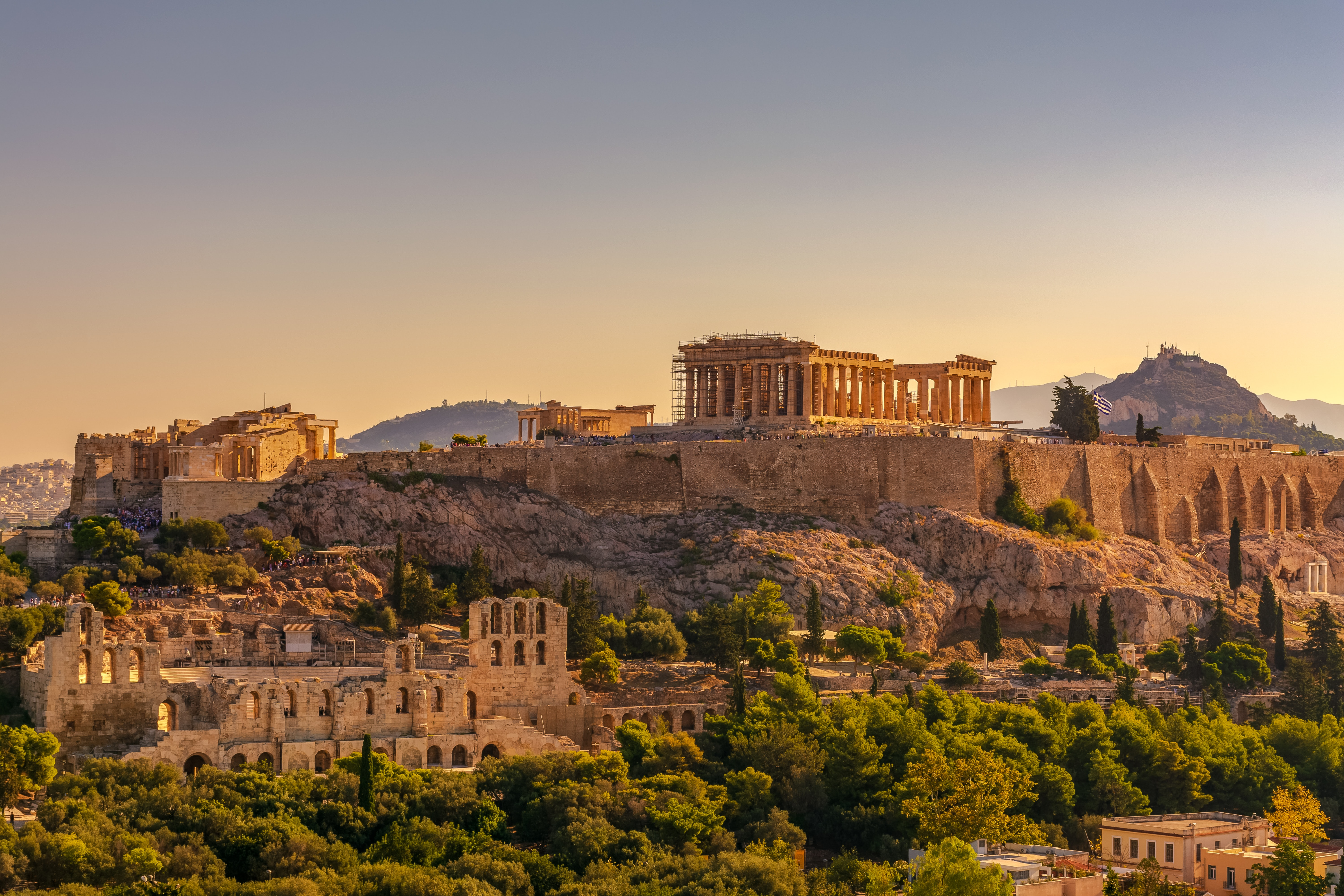 Best Historical Sites to visit in Athens Greece