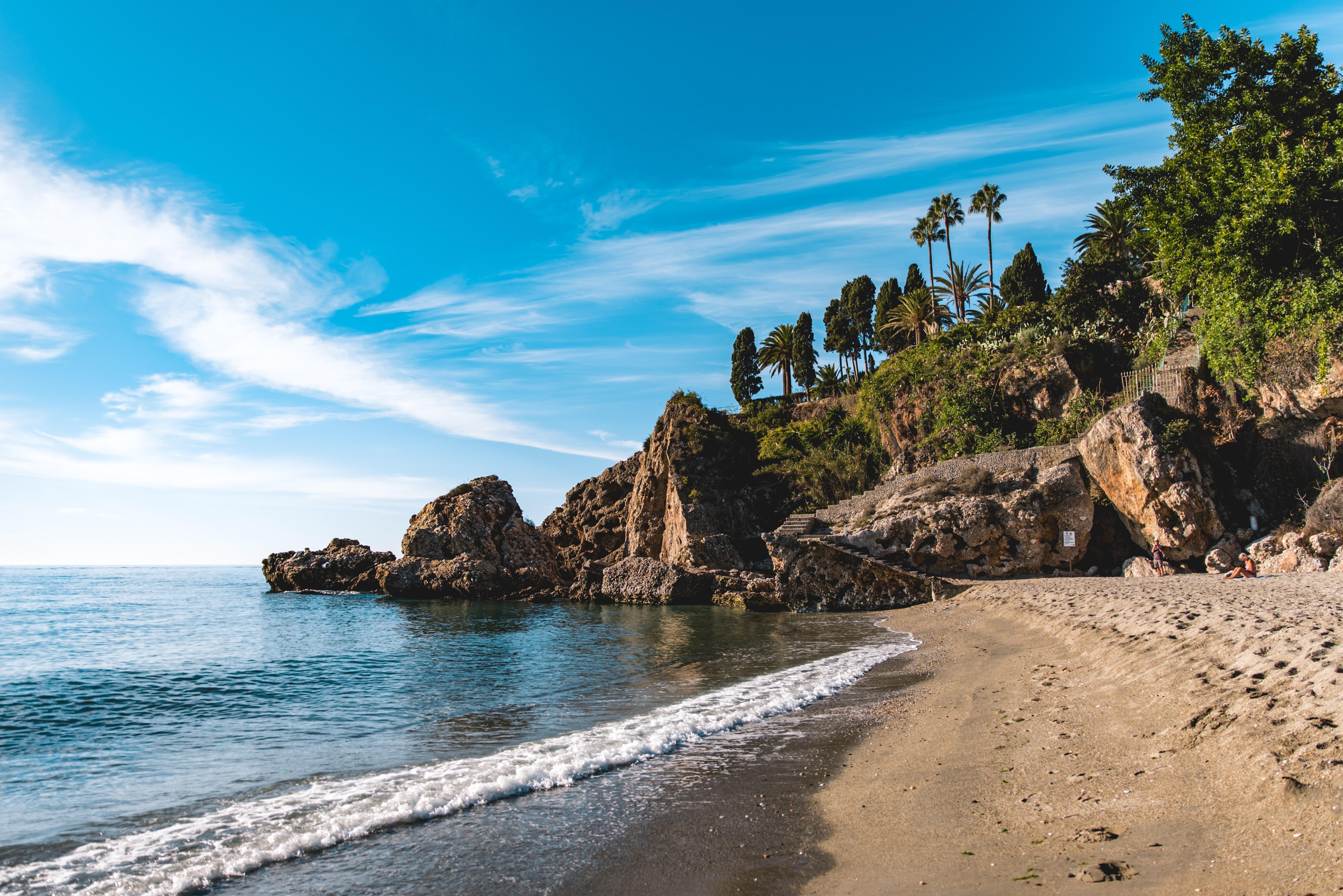 Playa del Cala el Cañuelo