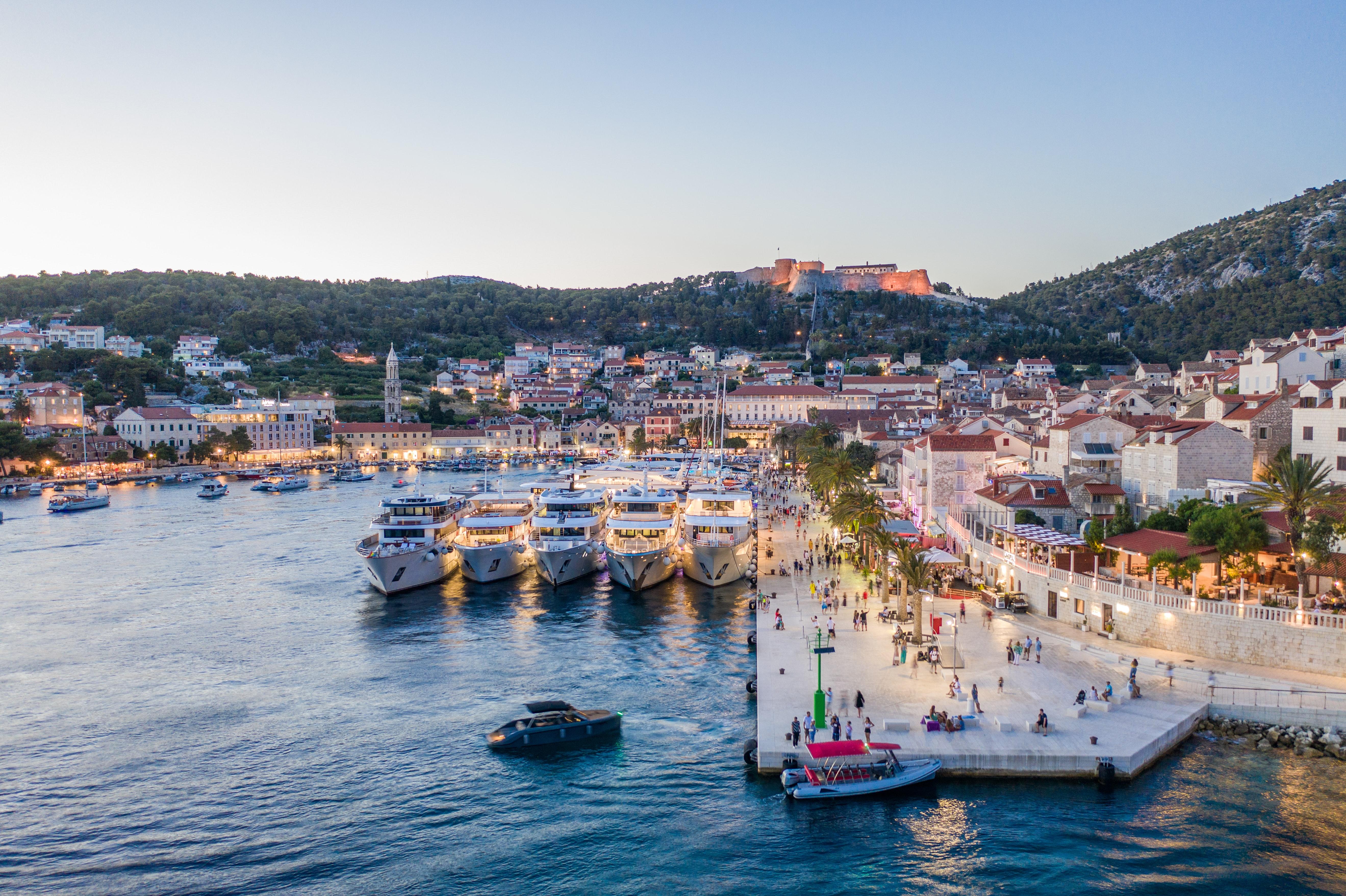 Hvar Island, Croatia Itinerary For 7 Days