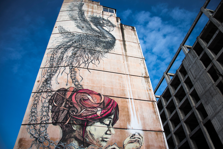 Street Art, Thessaloniki, Creative Tourism