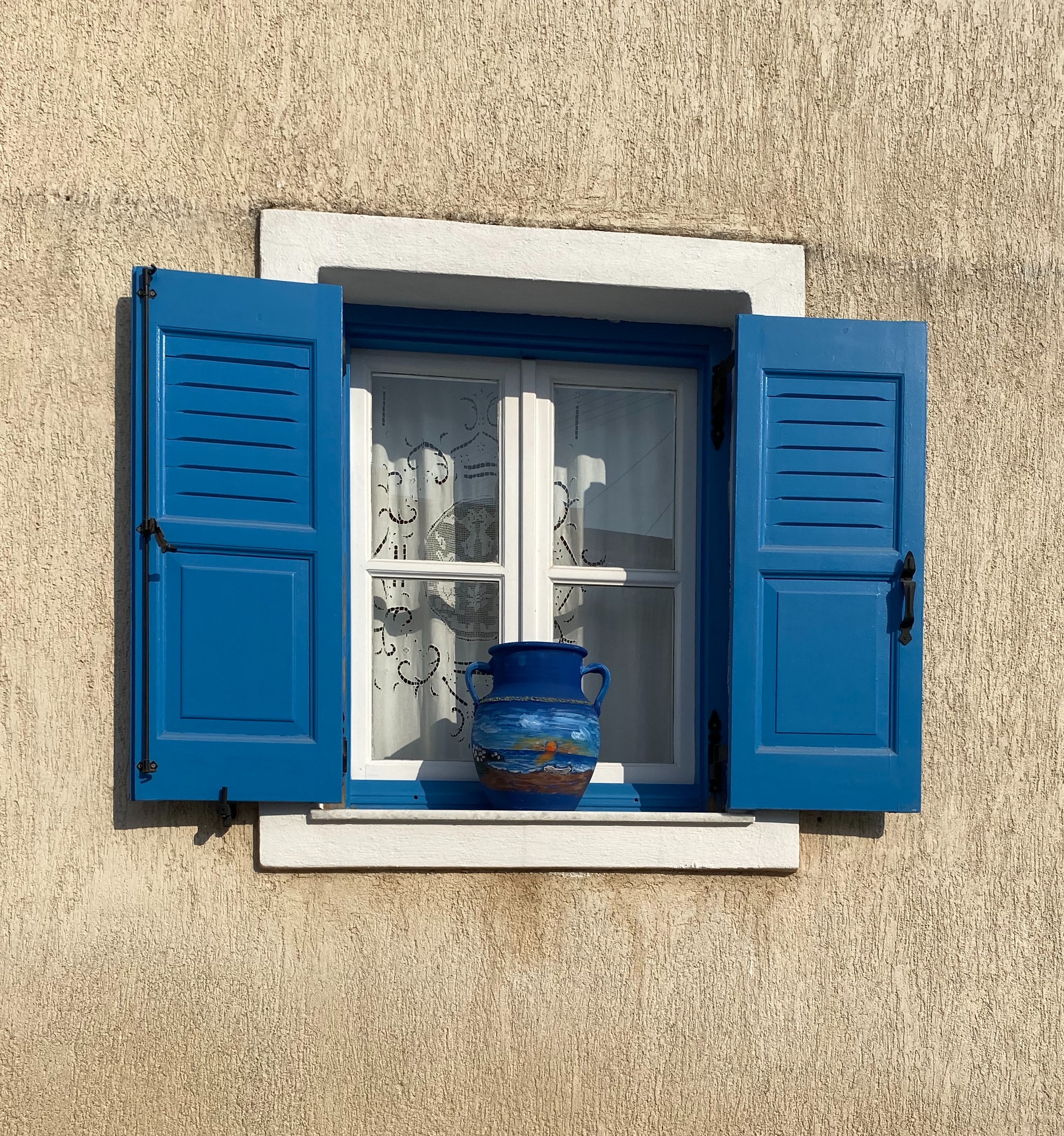 Pottery, Santorini