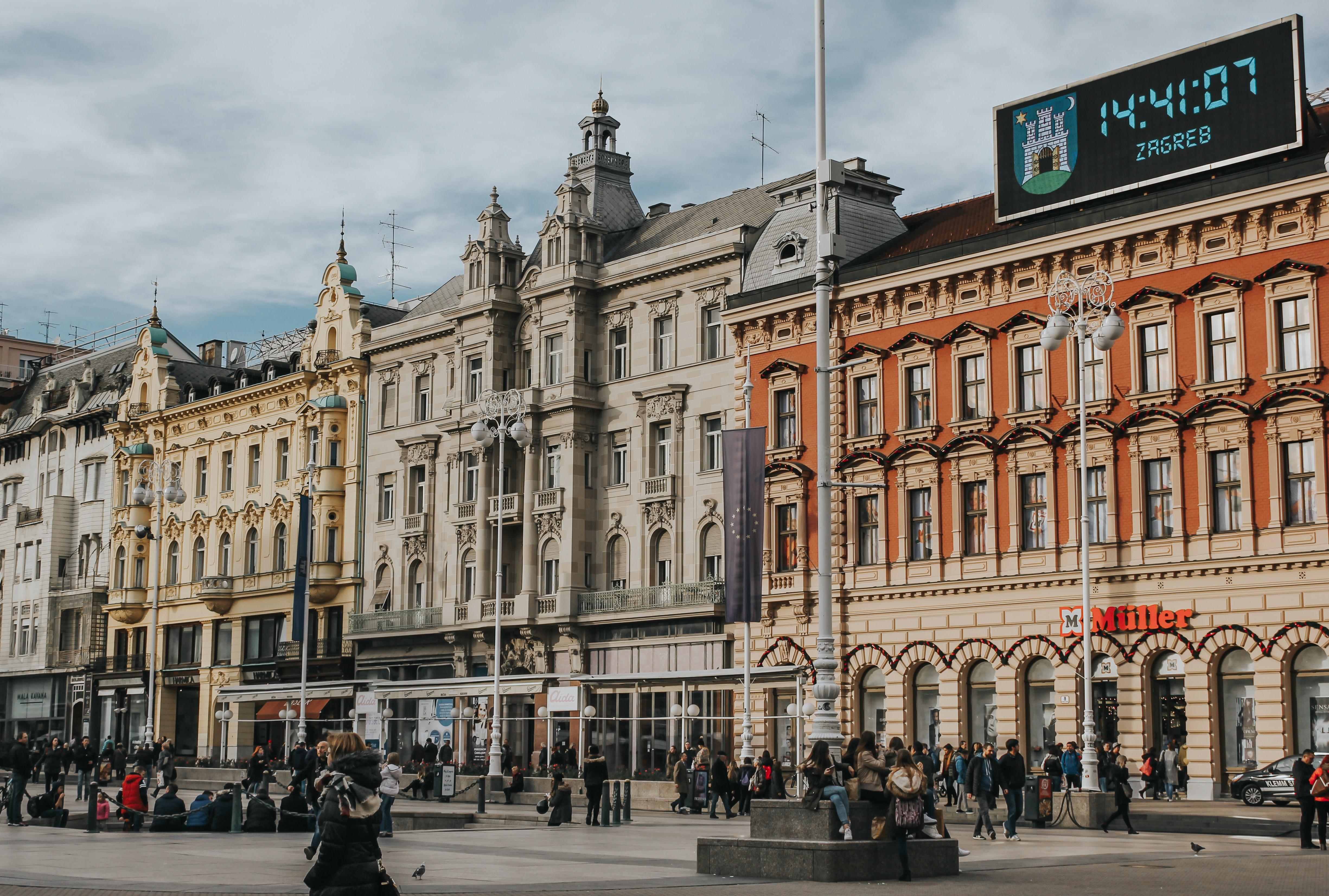 Zagreb, las mejores razones para visitar Croacia