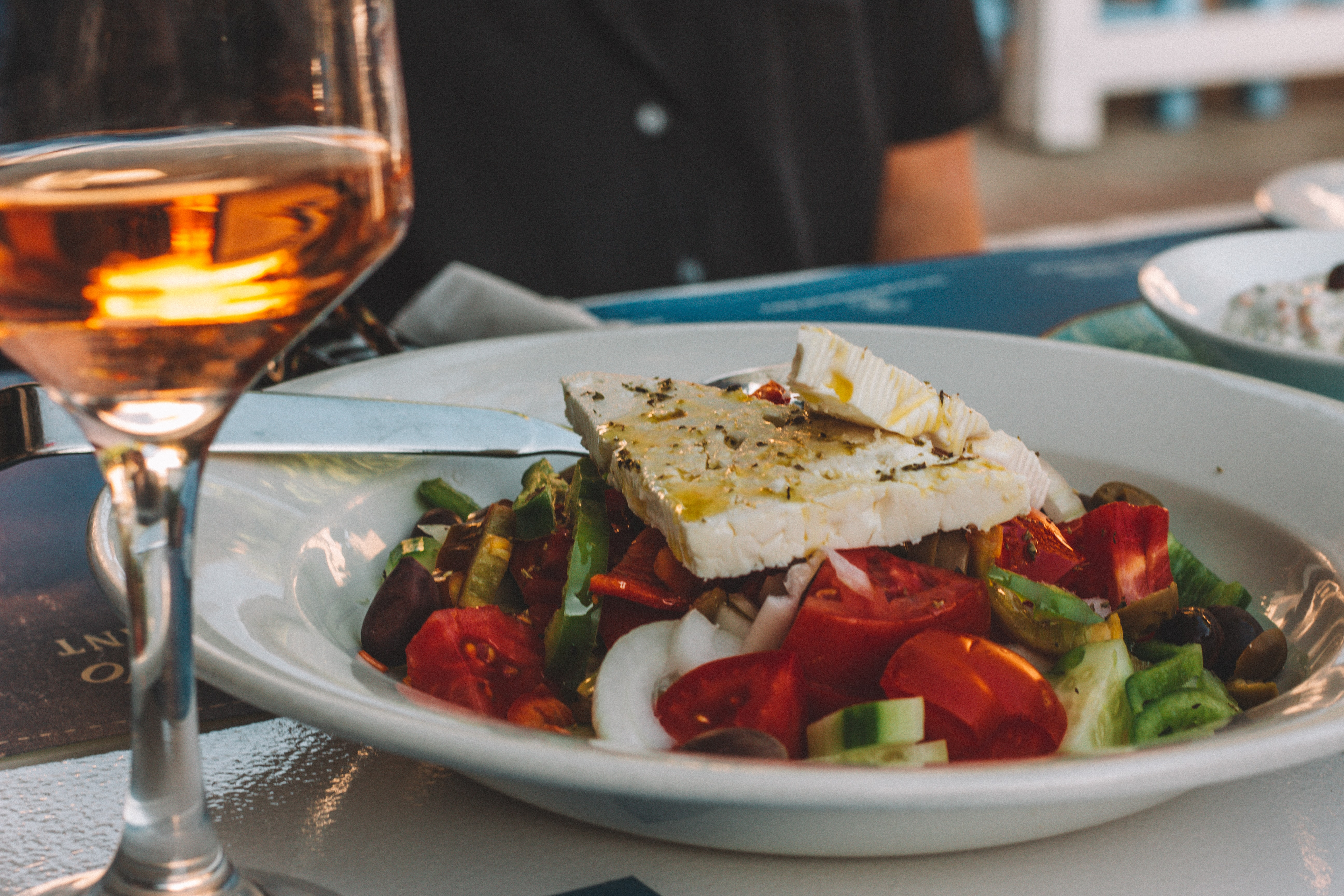 Incredibly Delicious Food and Drink,  Reasons To Visit Greece