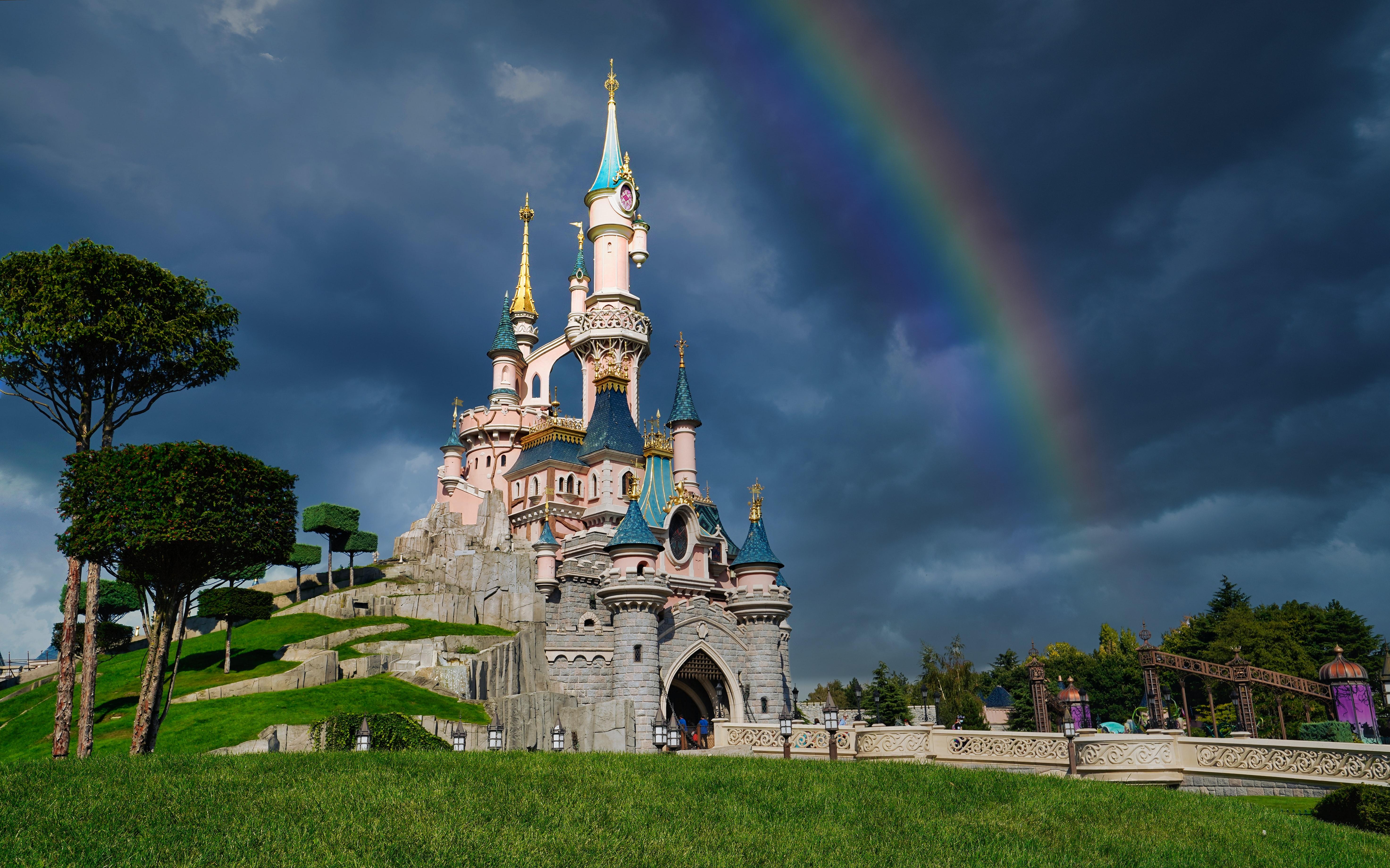 Take the Kids to Disneyland