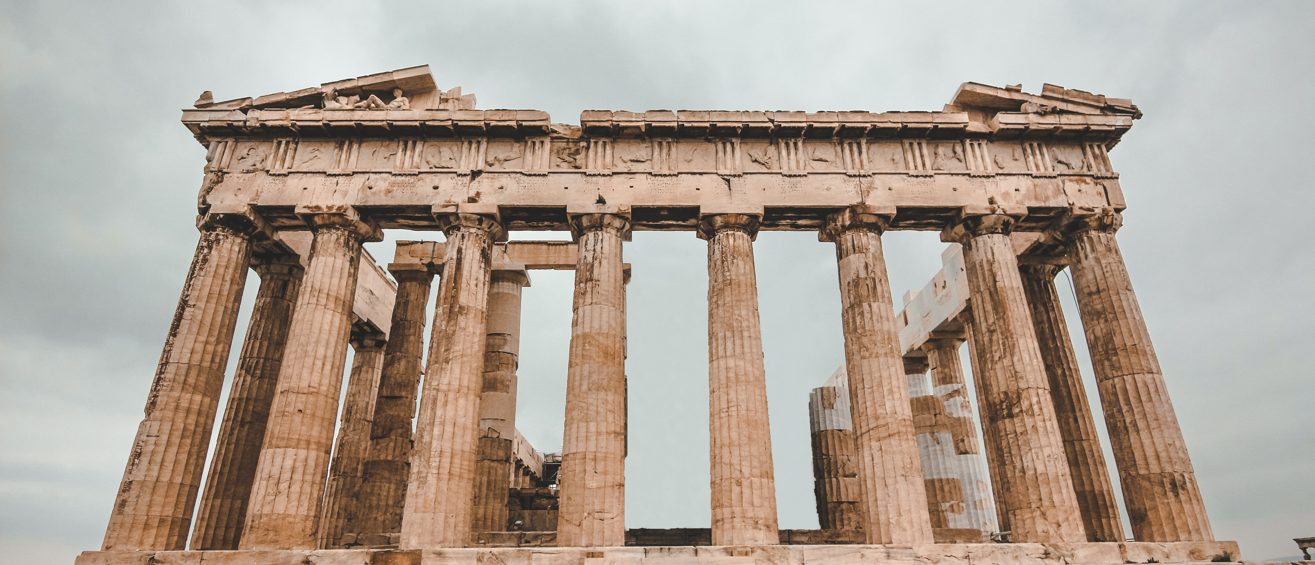 Parthenon, Athens, Instagrammable Spots In Greece