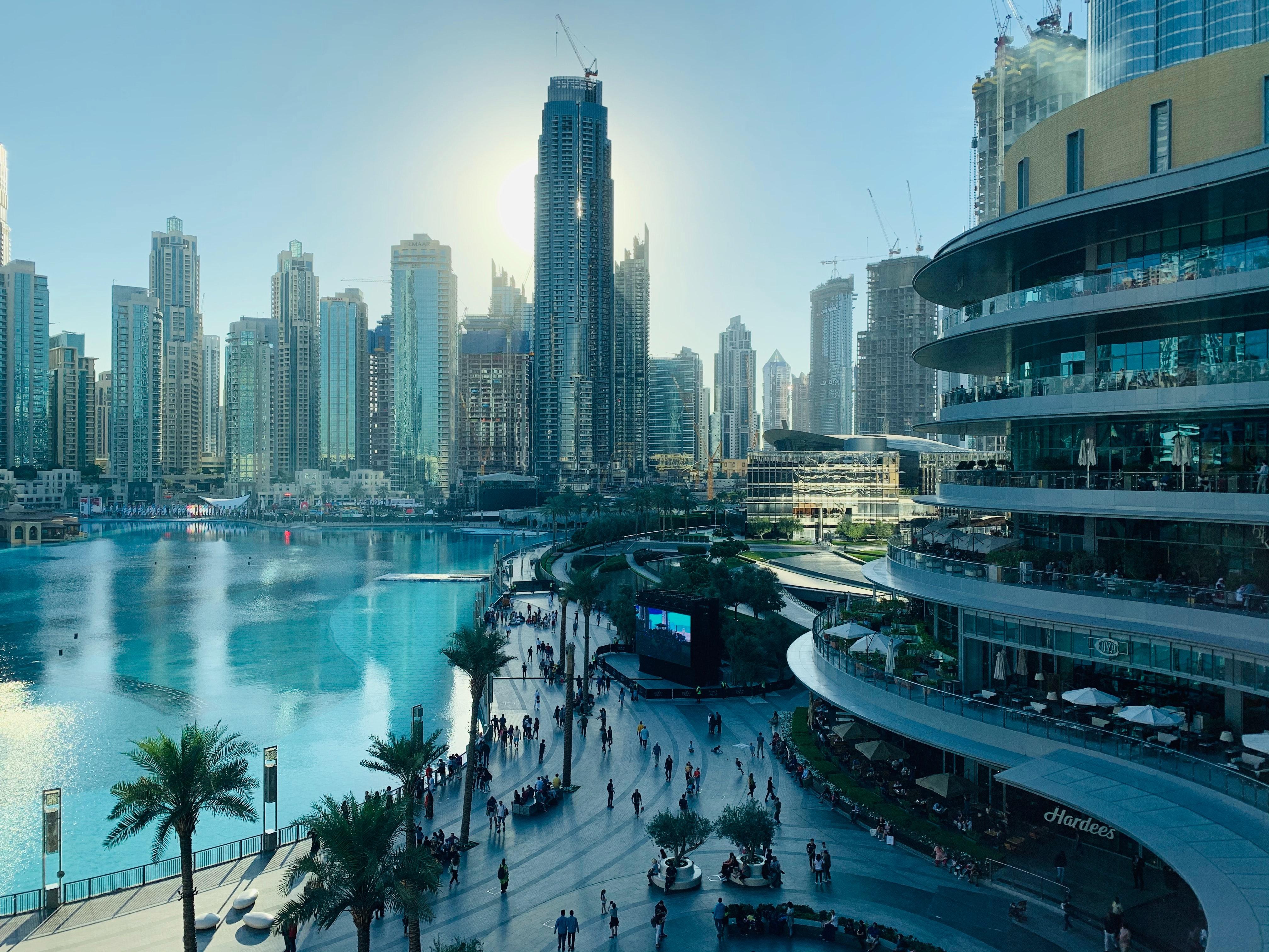Dubai Abu Dhabi Tour Itinerary