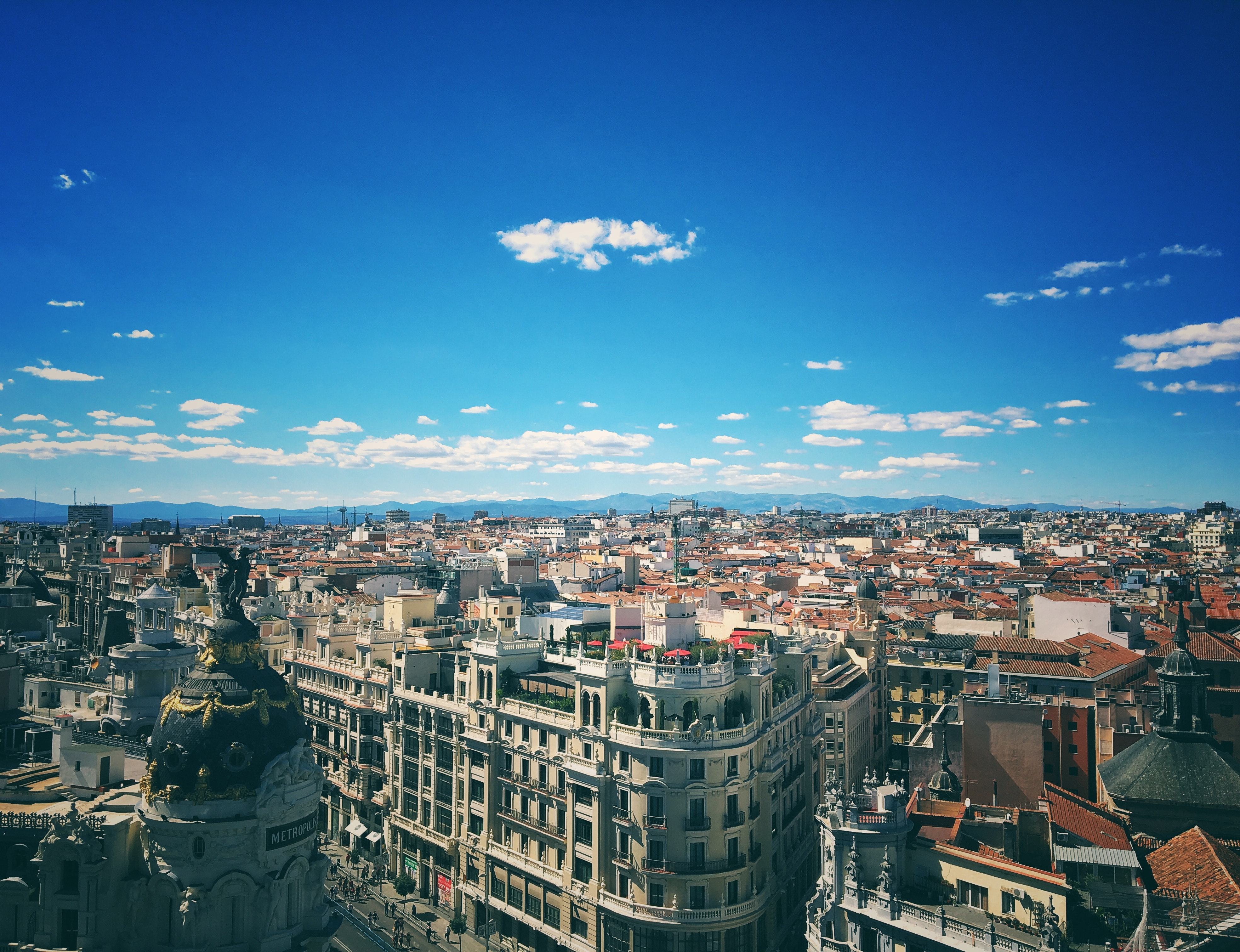 Day 1: Madrid, Spain Itinerary