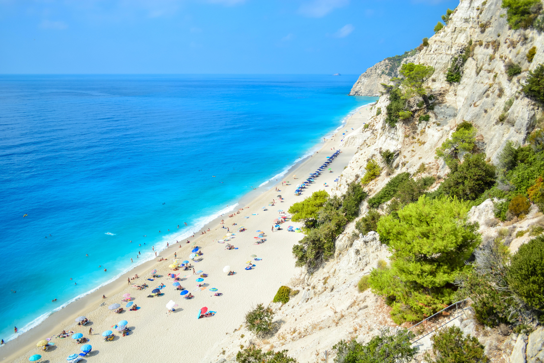 Agia Anna Beach, Beaches in Naxos, Greece