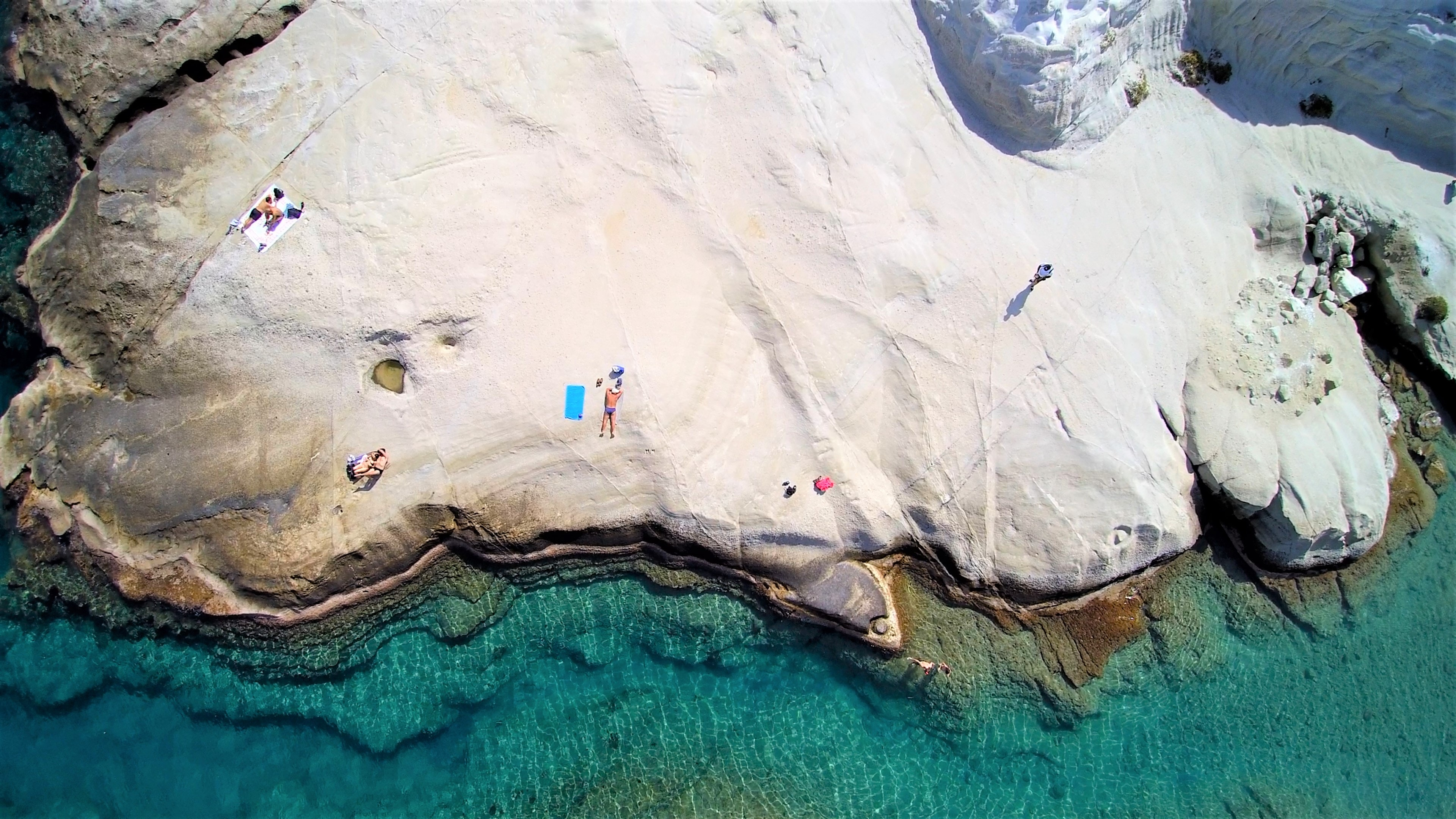 Skiathos, Greece, Full Shot of Vitamin Sea