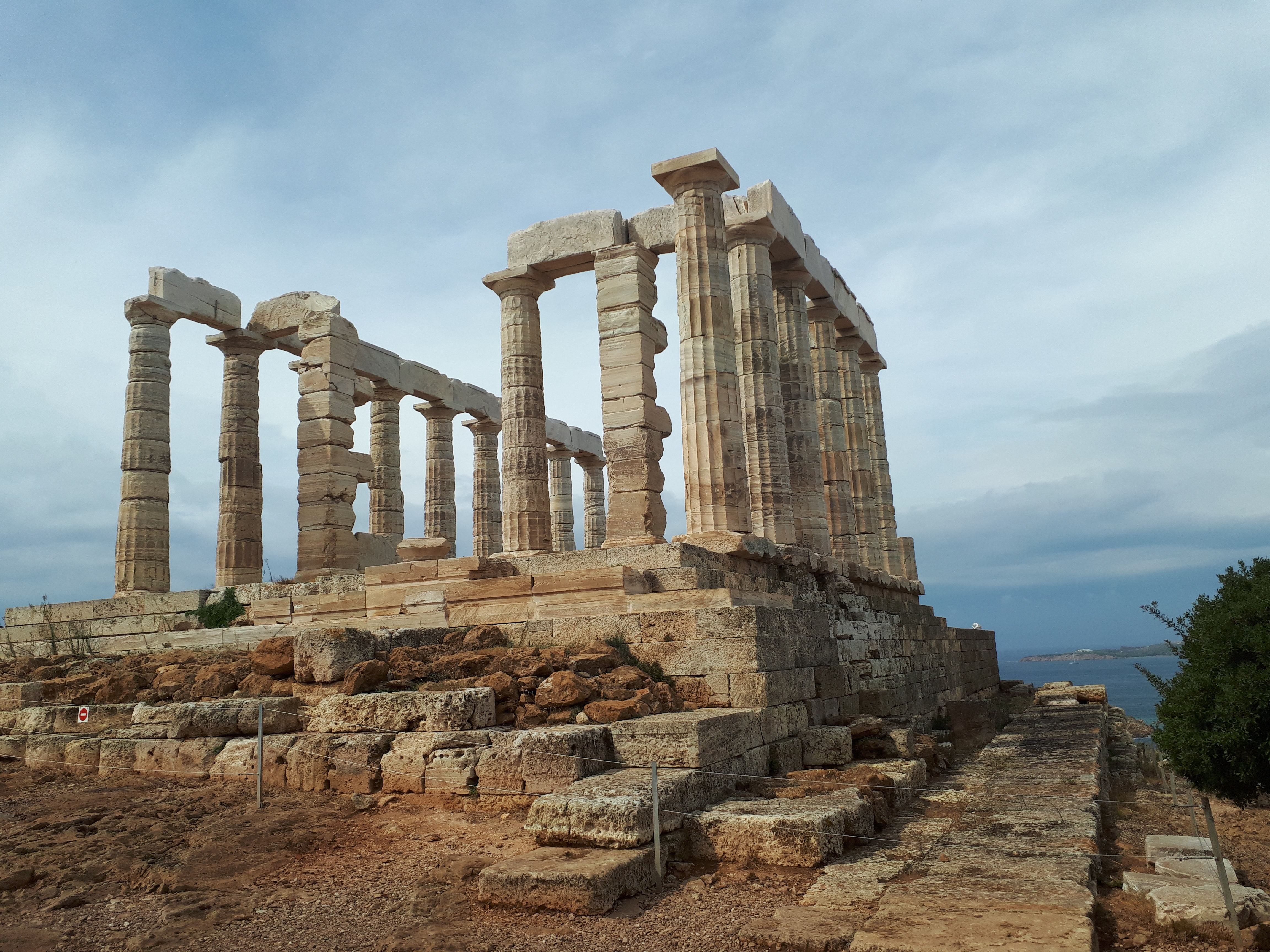 Temple of Poseidon, Best historical sites to visit in Athens Greece