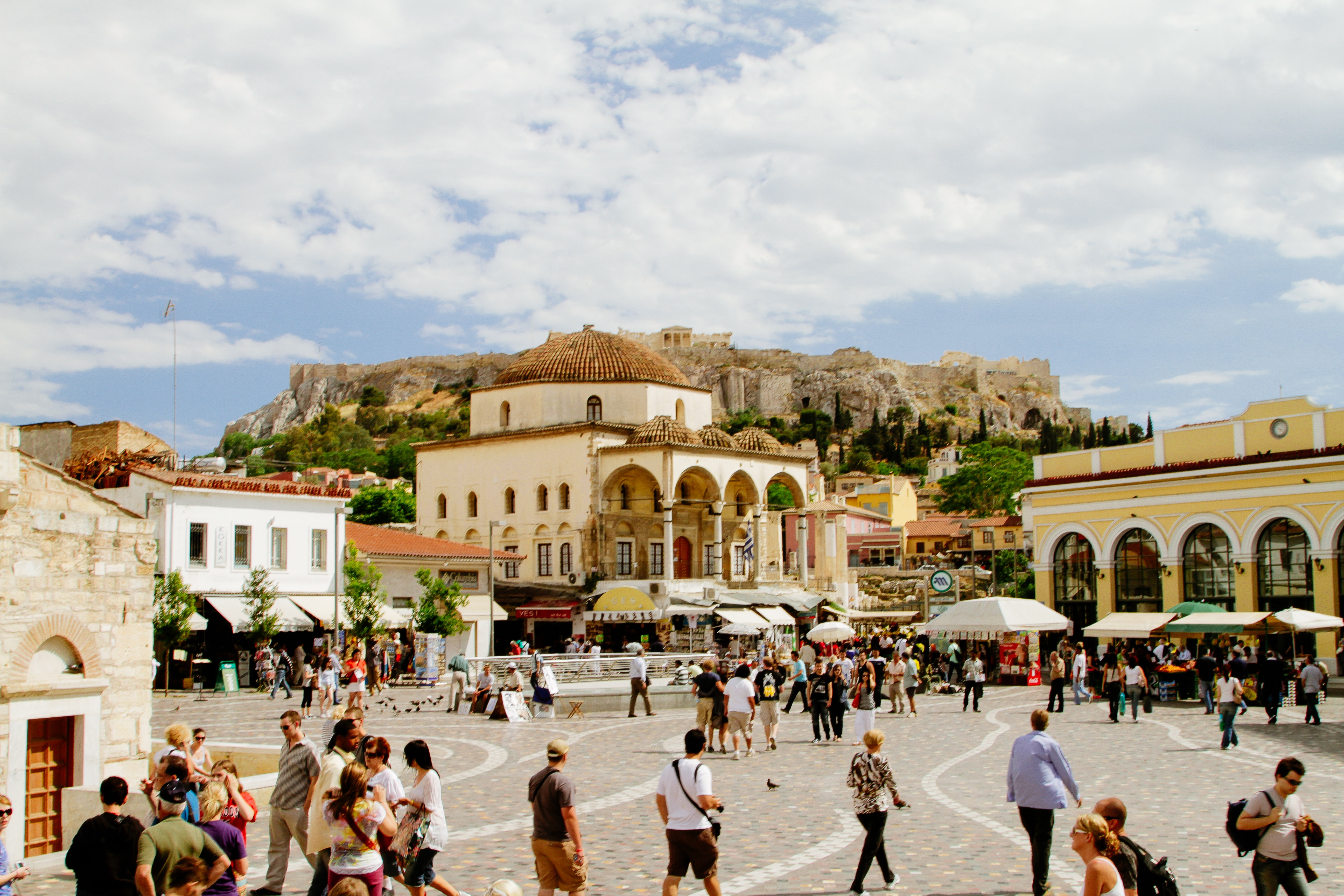 Athens Backpackers, Best hostels in Athens Greece