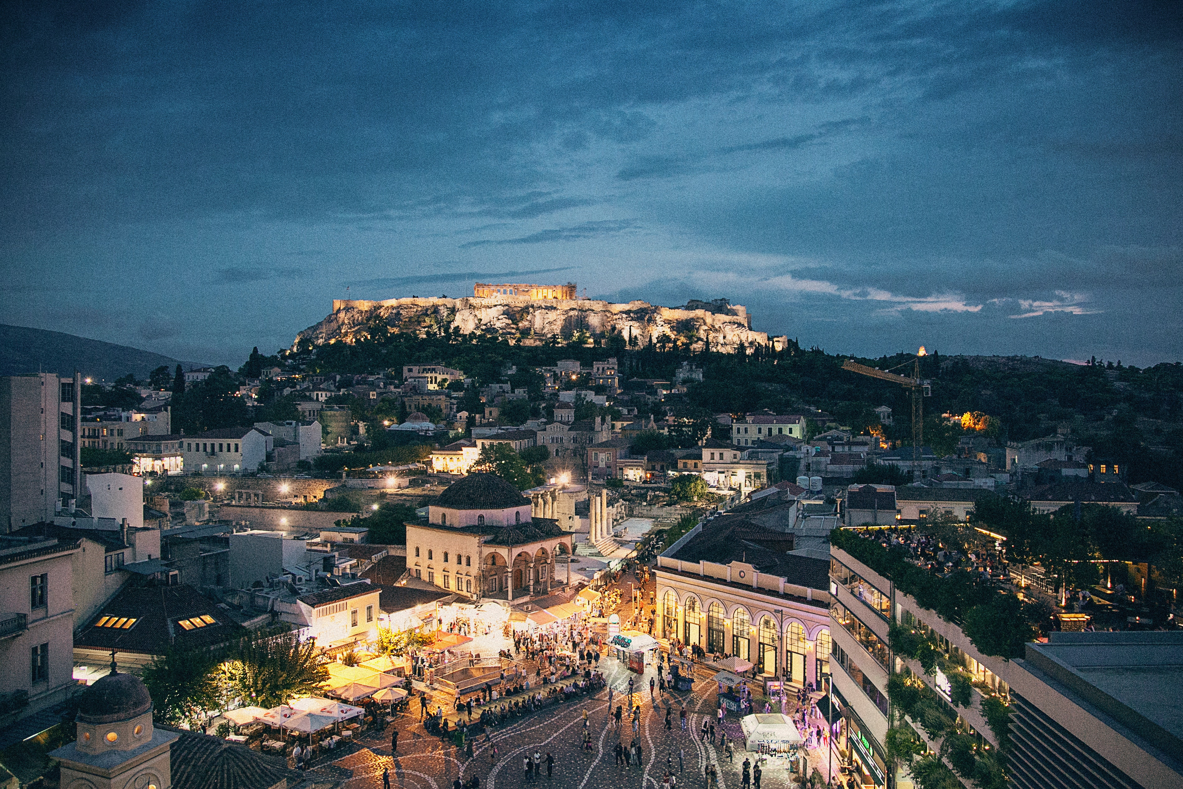 Road trips to experience in Greece