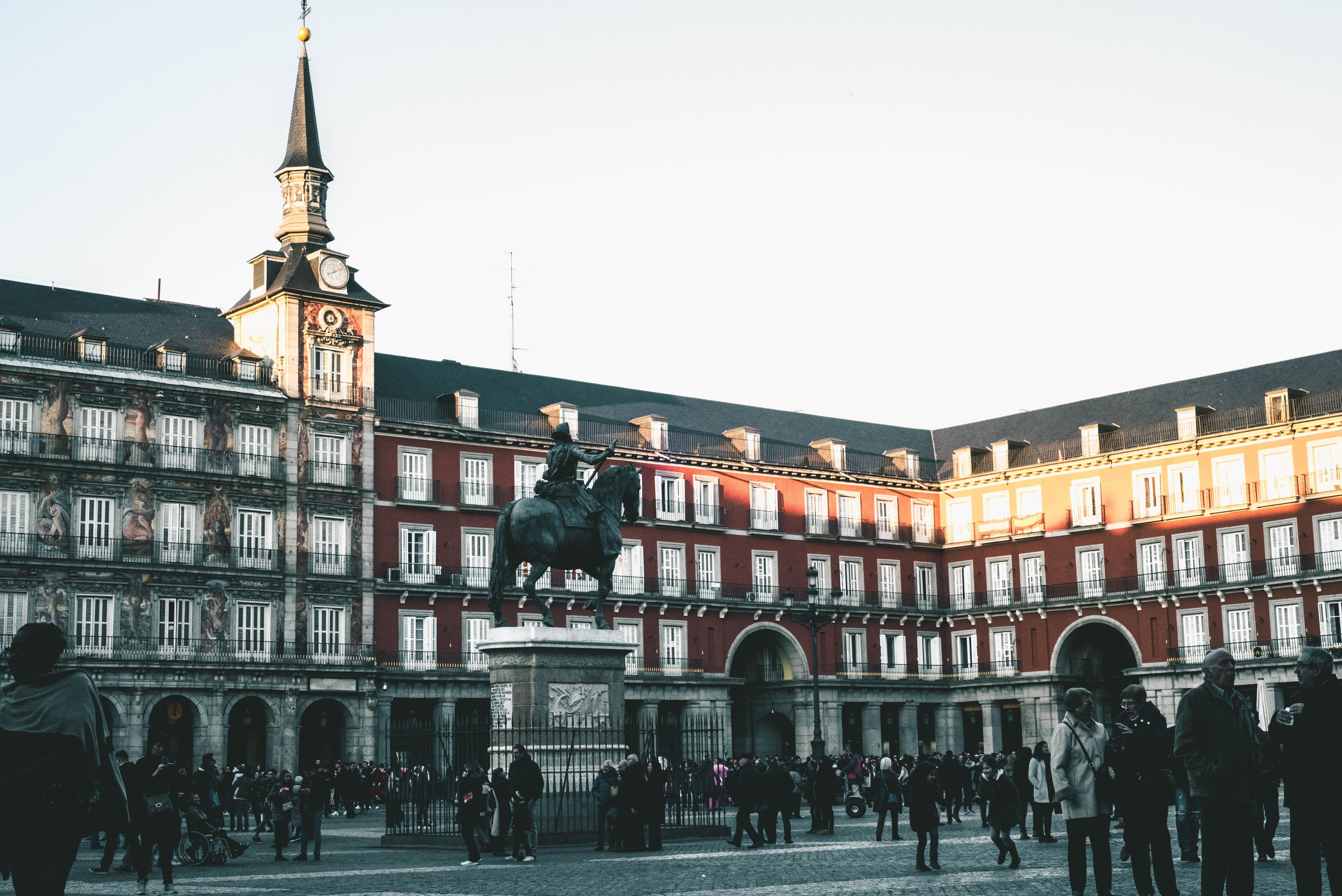 Day 2: Madrid
