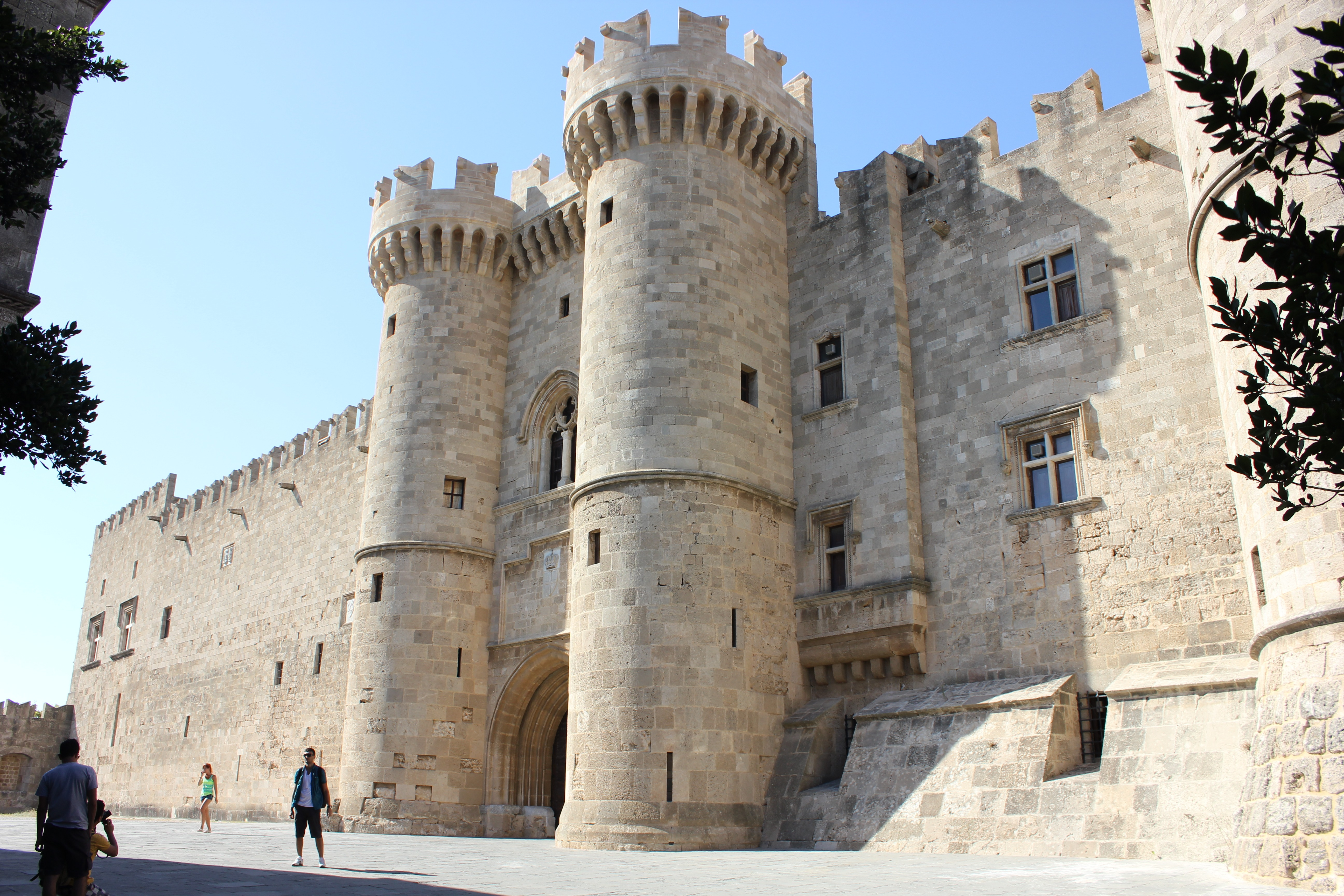 Palace of the Grand Master of the Knights of Rhodes, Rhodes Old Town