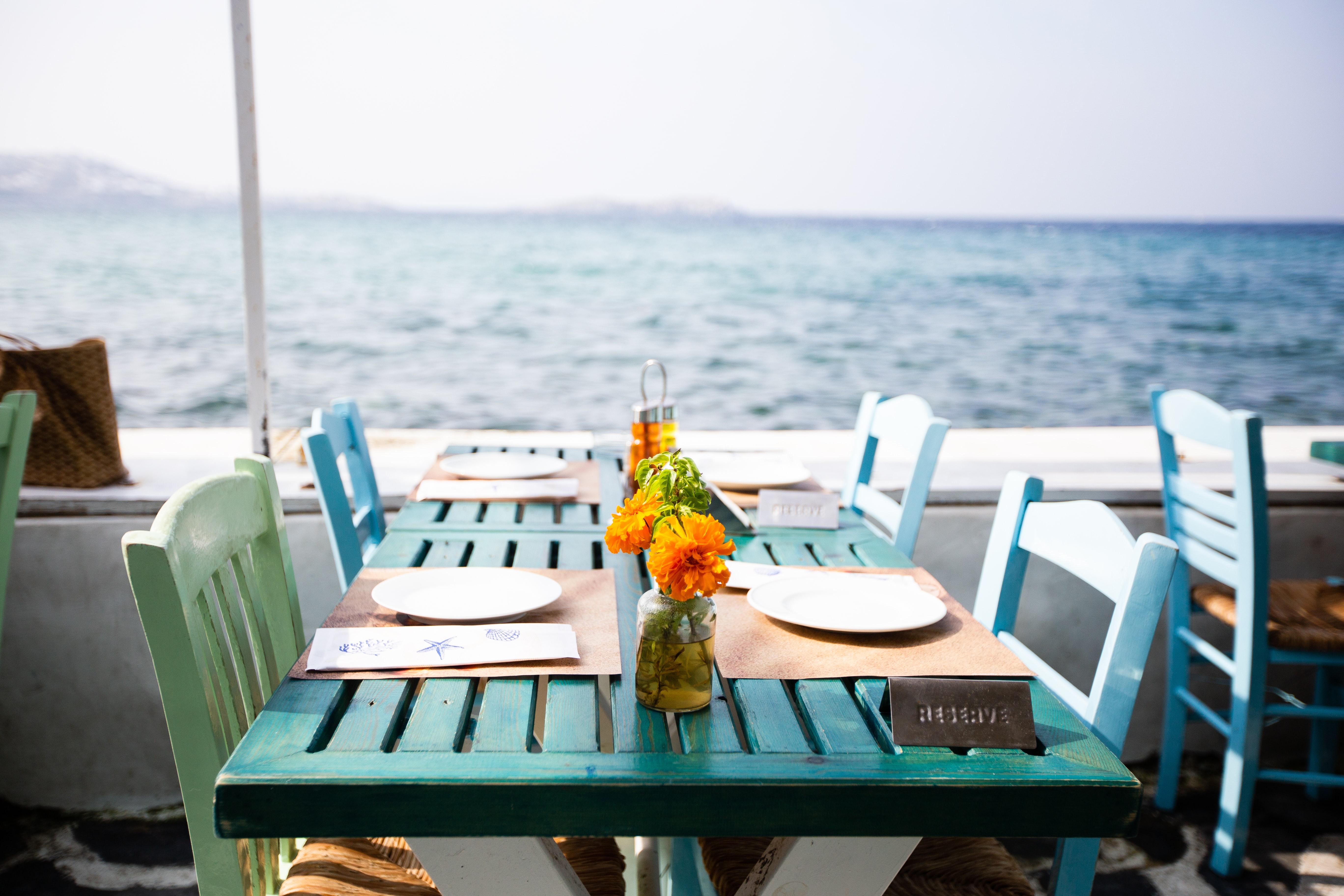 Best Restaurants In Naxos, Greece