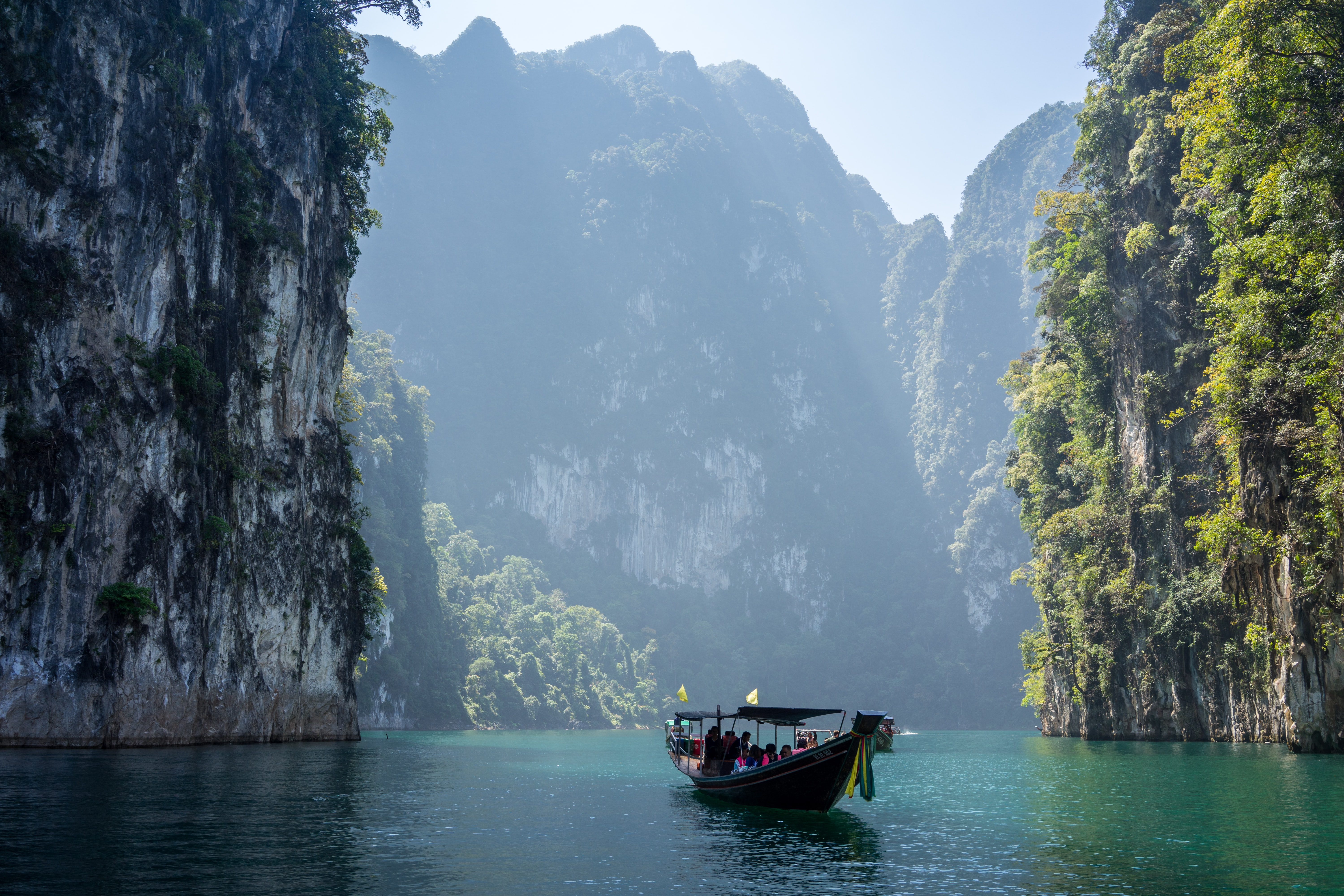 Cruising in Thailand waters