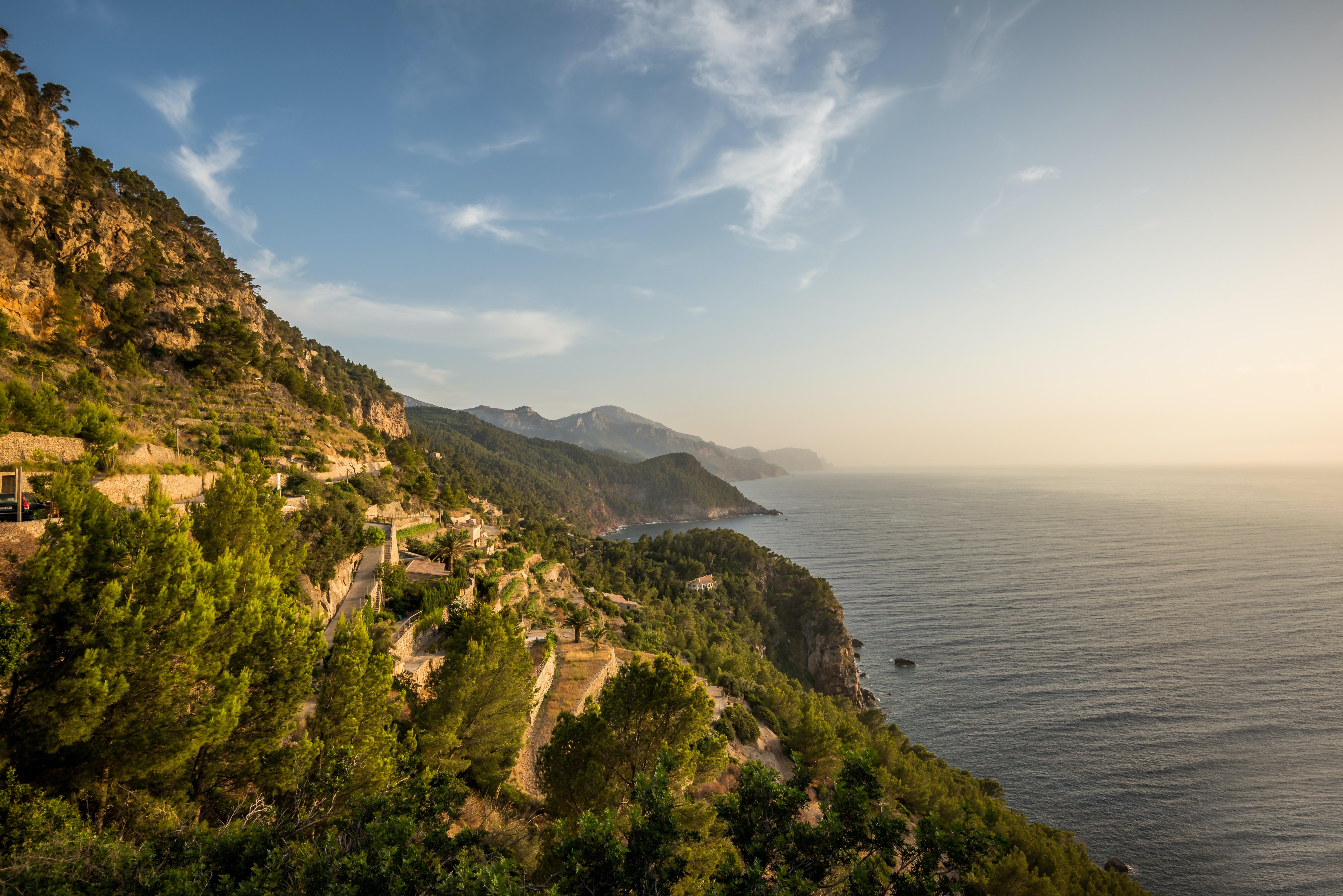 Mallorca, Llubí, Spain, Awe-inspiring landscapes