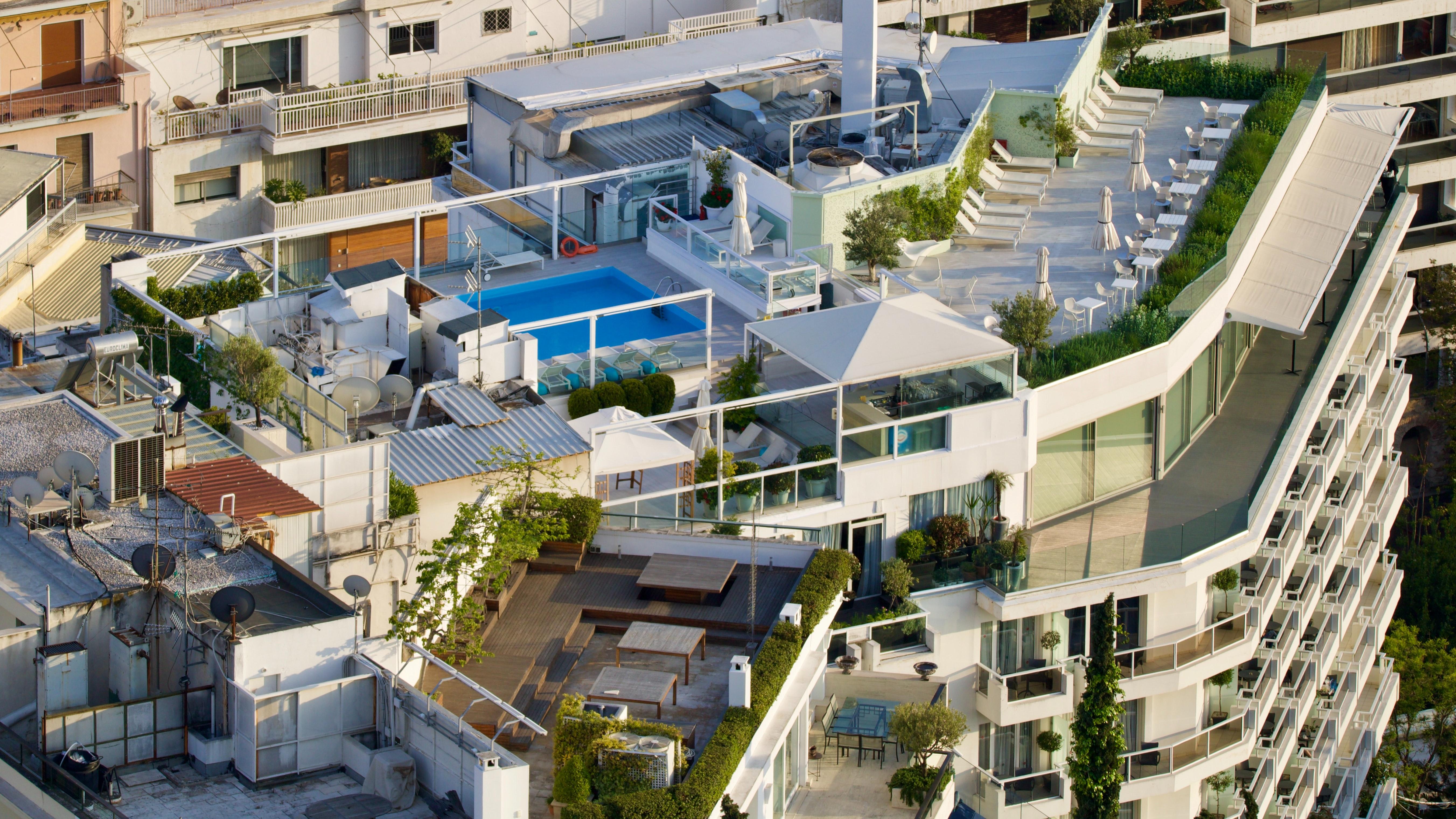 Hotel Grande Bretagne, Best hotels in Athens, Greece