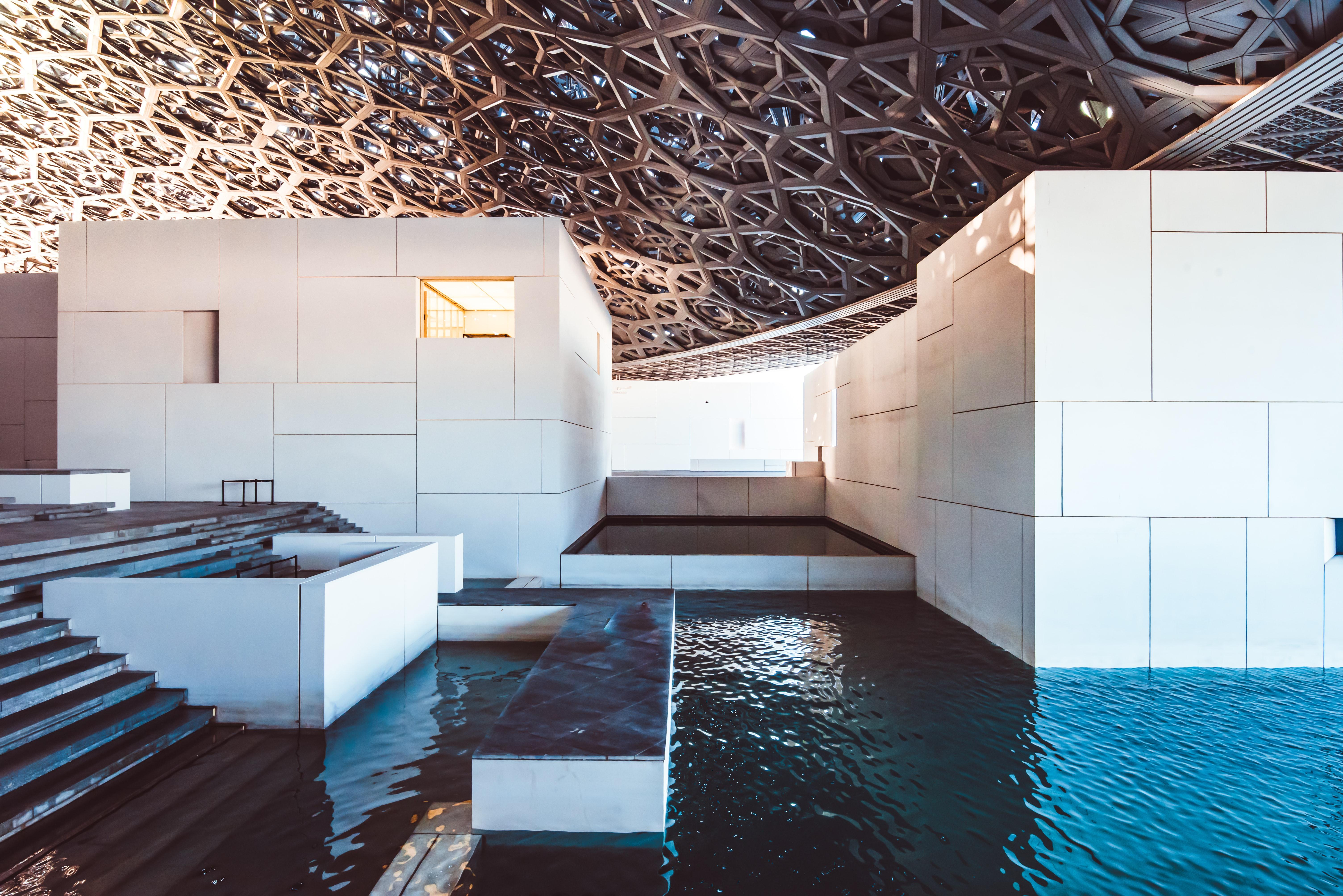 Louver Museum, Dubai Abu Dhabi tour itinerary
