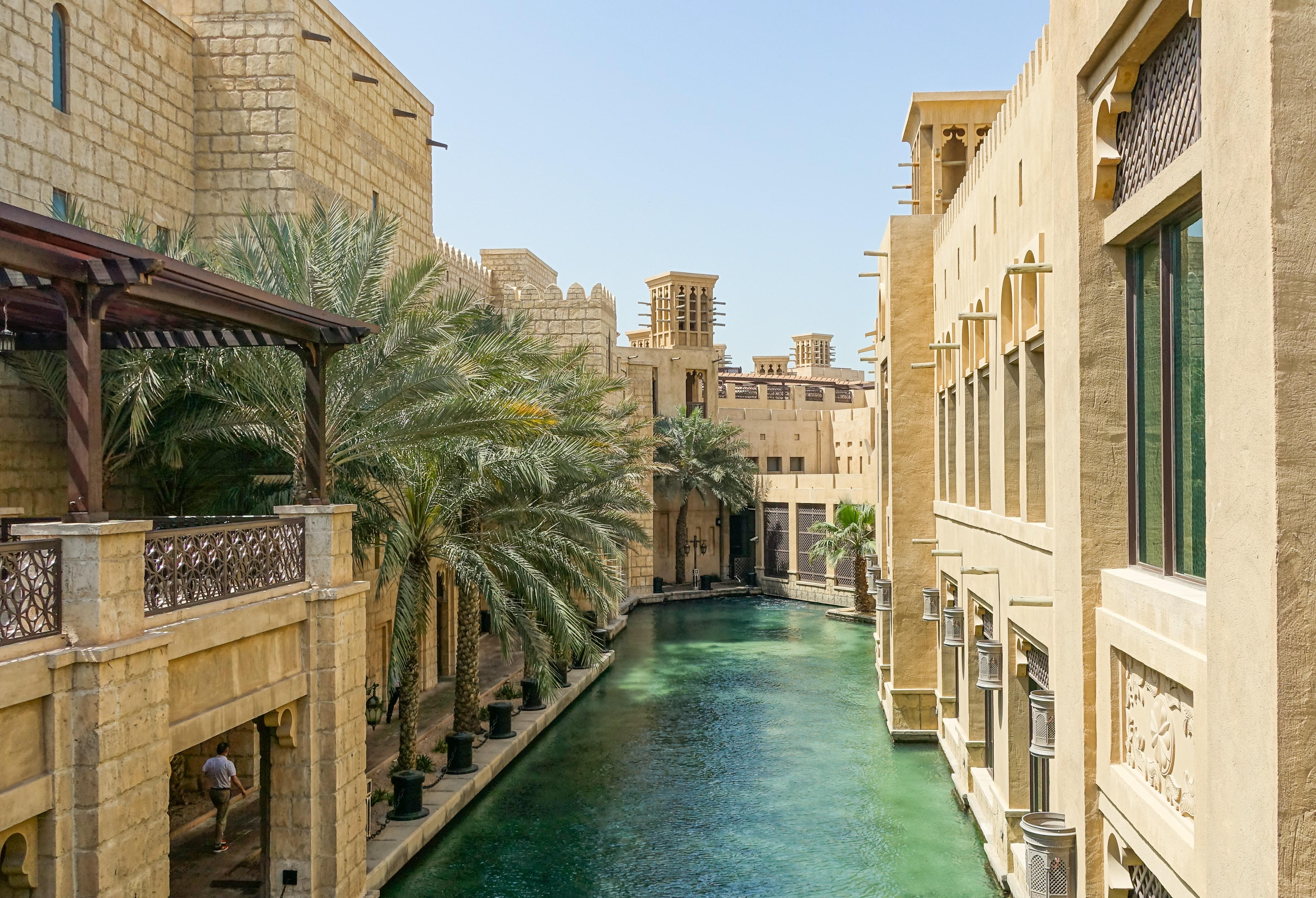Madinat Jumeriah, Dubai Abu Dhabi tour itinerary