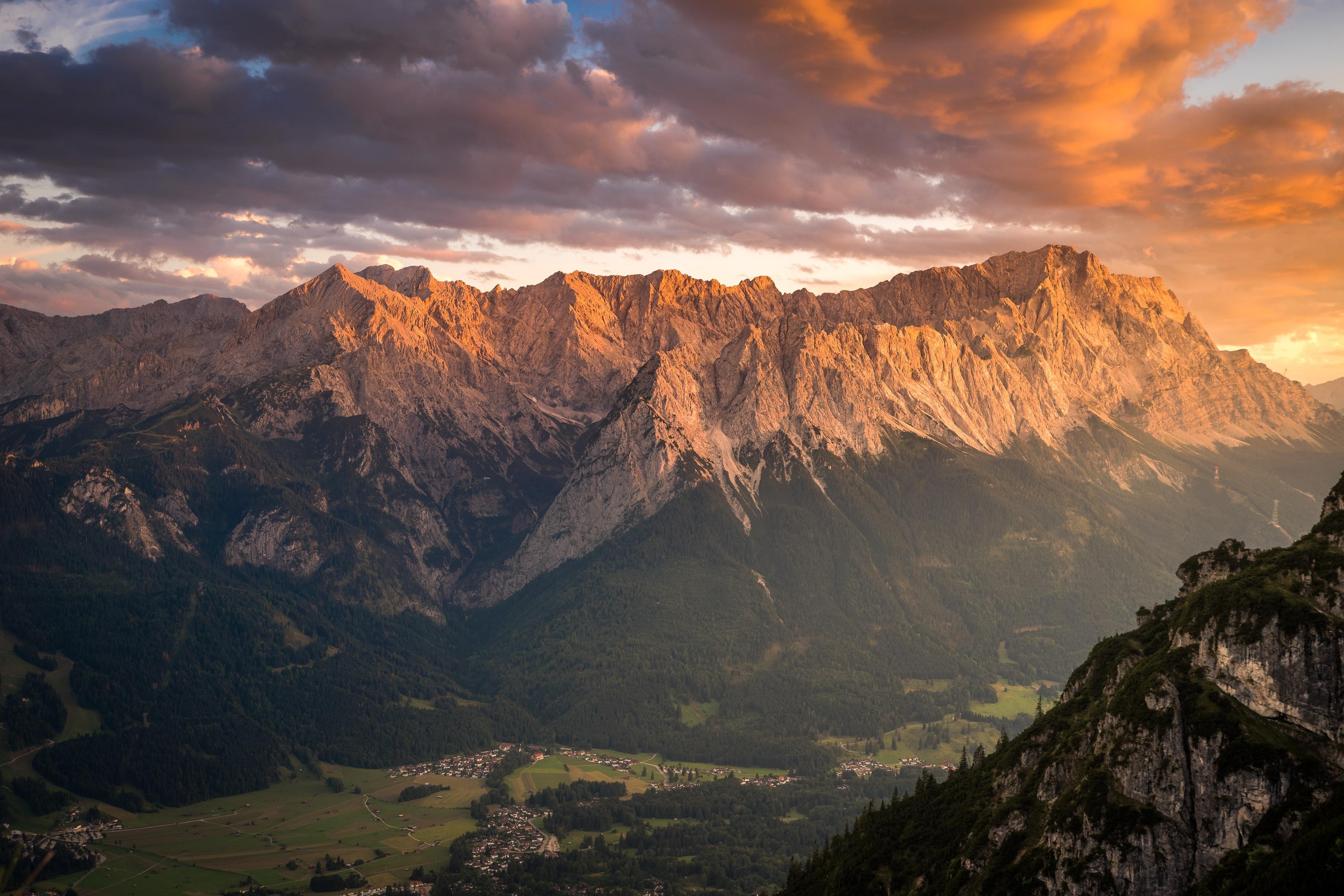 Garmisch Partenkirchen National Park