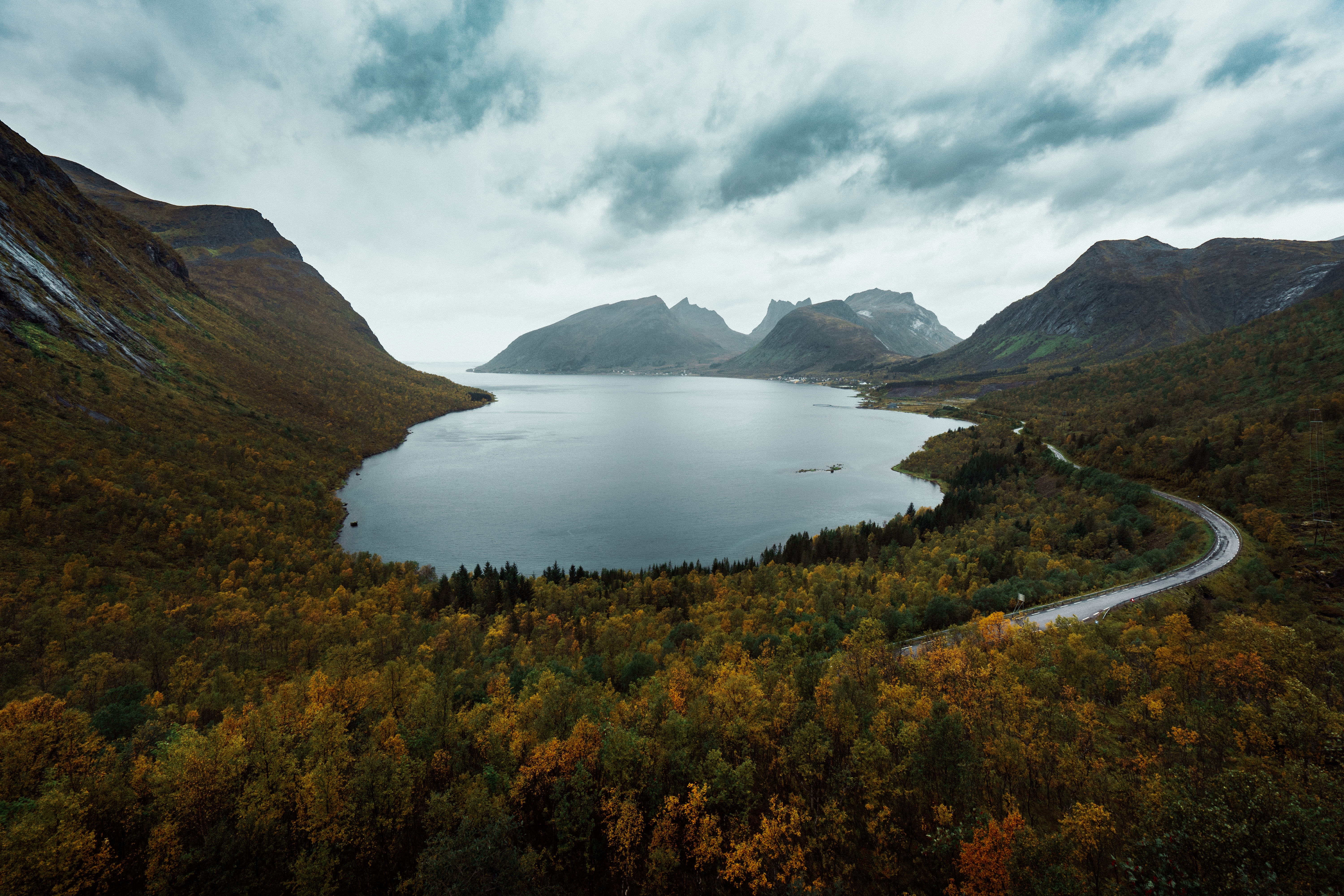 Places to visit in Norway in October