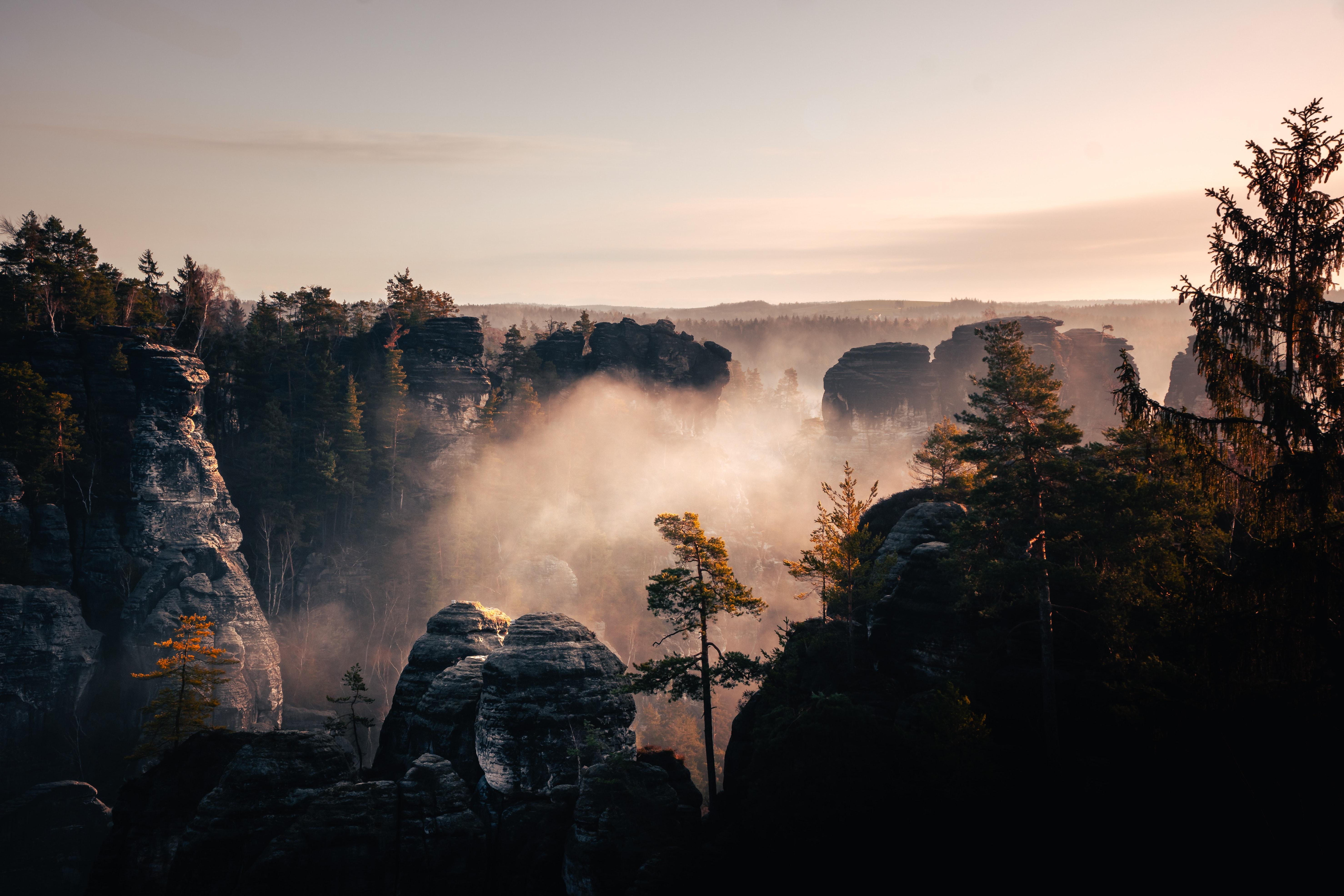 Bastei, Best adventurous places in Germany