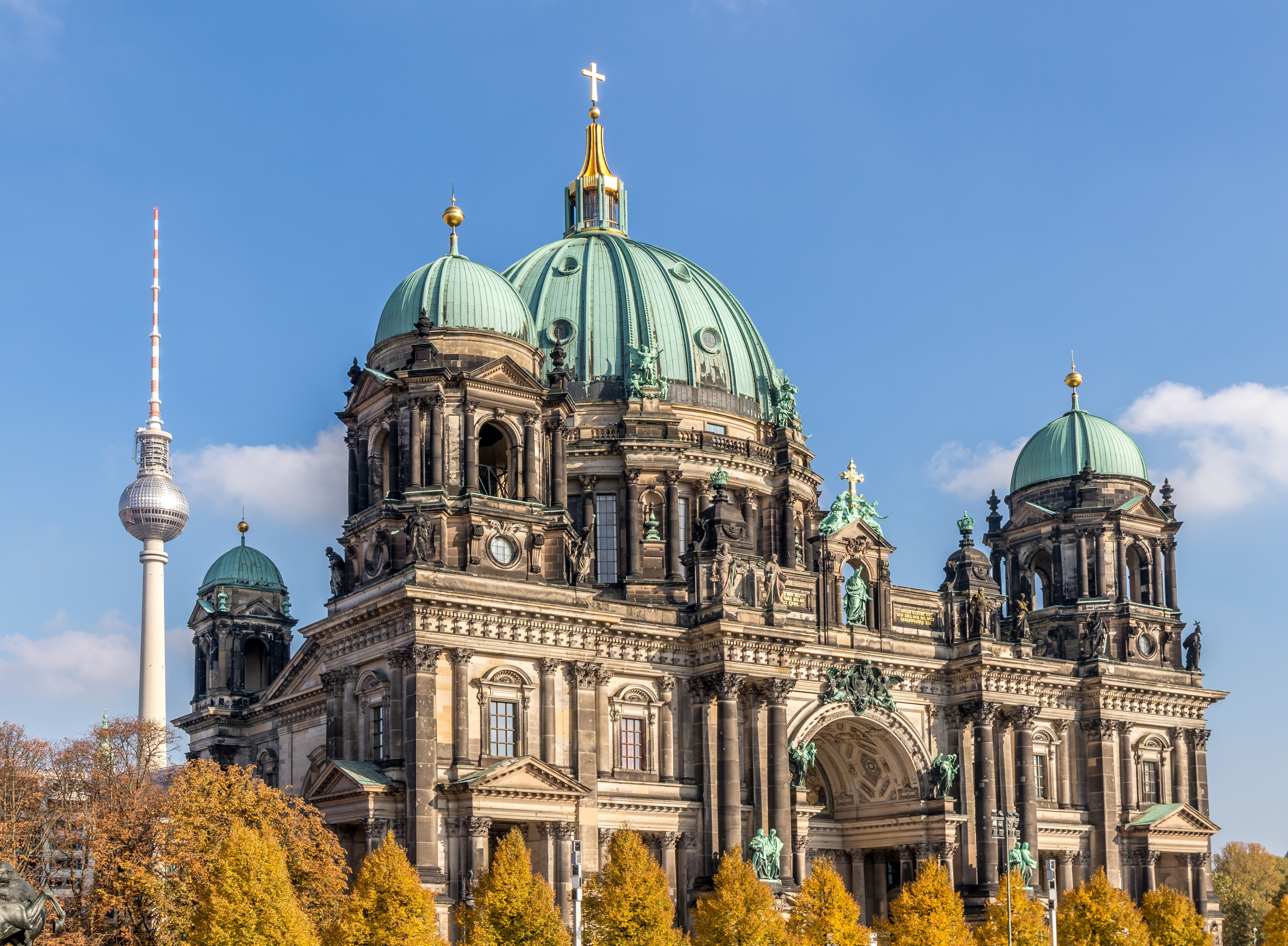 Berlin Cathedral, Best Berlin churches in Germany