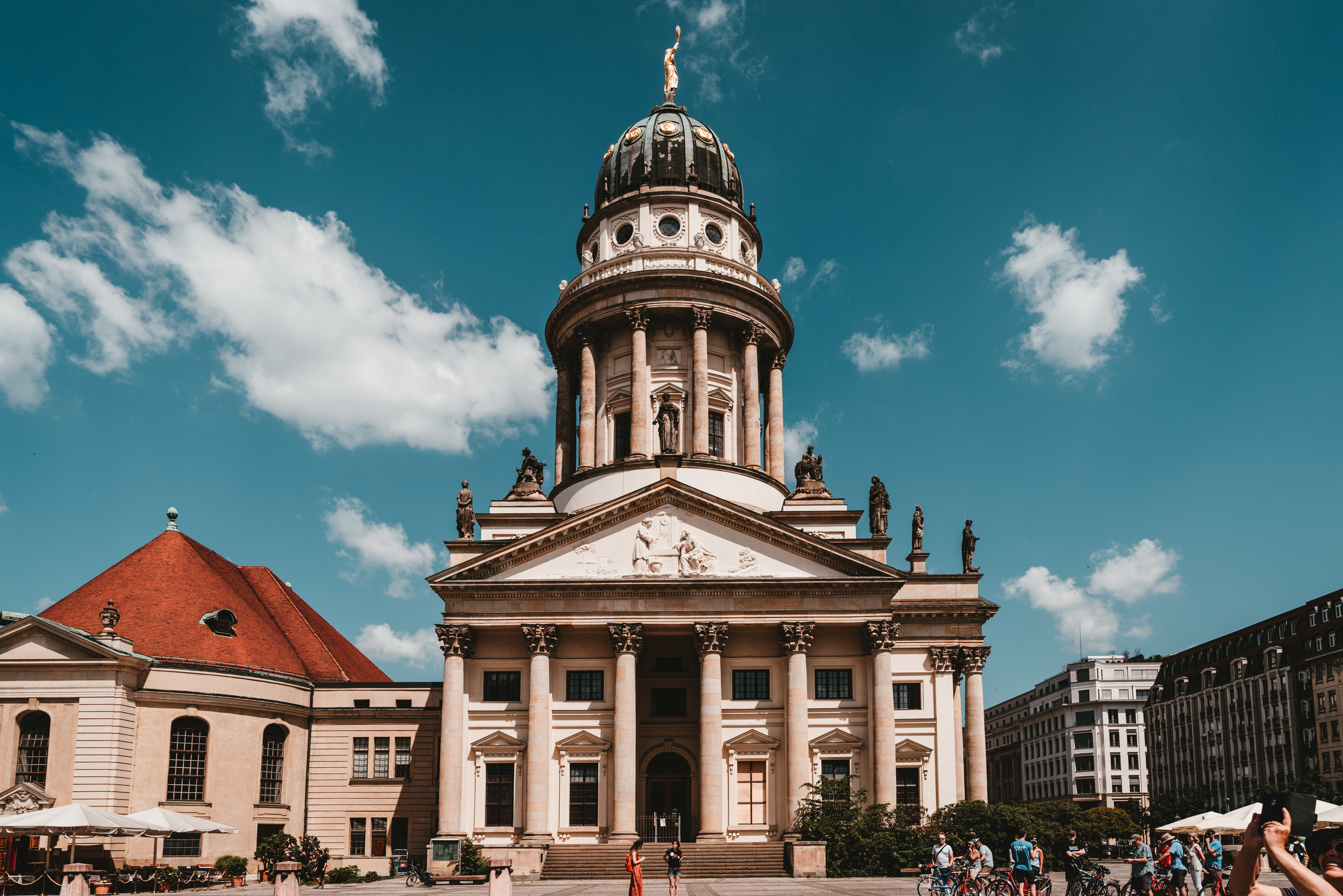 French Cathedral, Best Berlin Churches To Experience While In Germany
