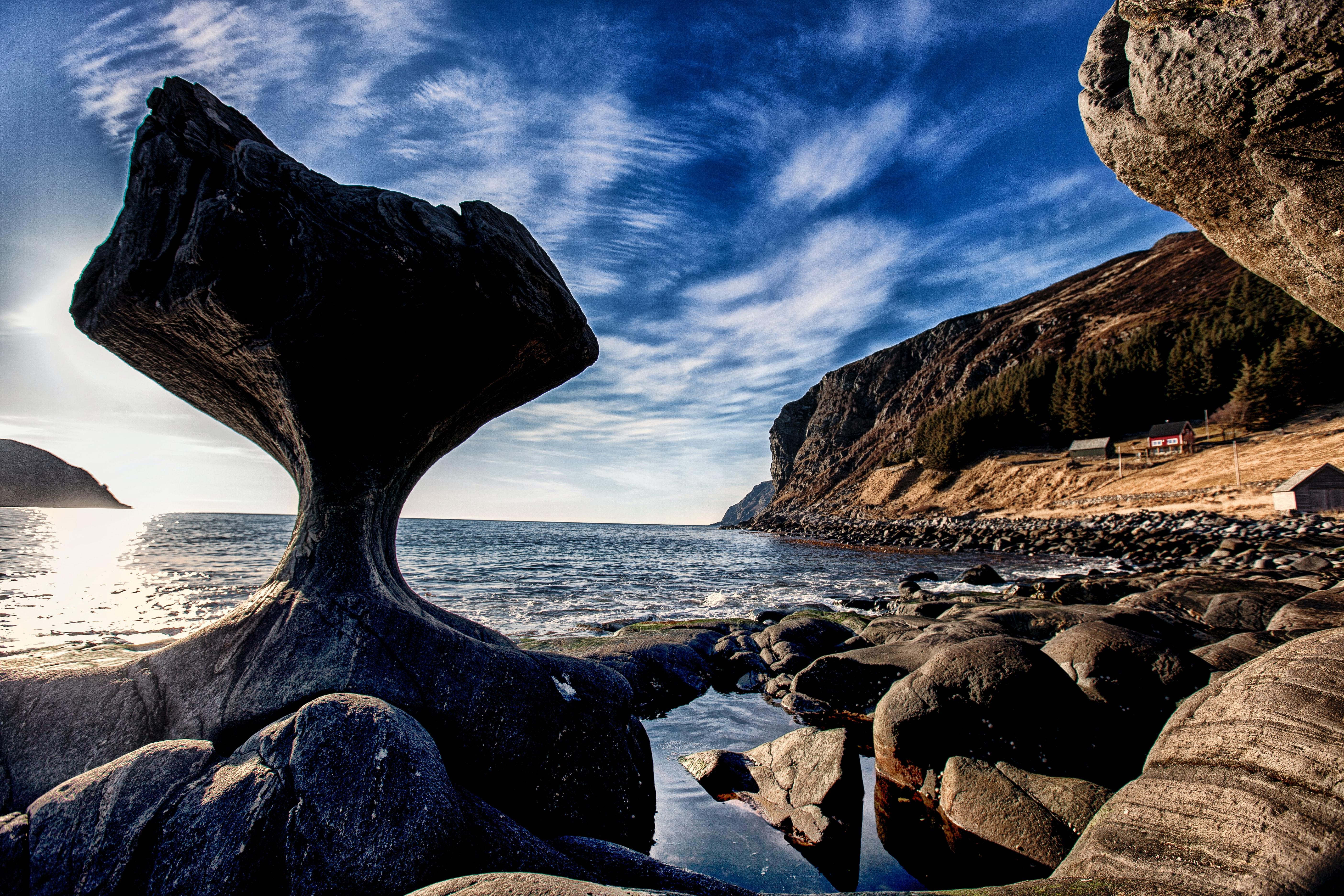 Vagsoy, hermosas islas de Noruega