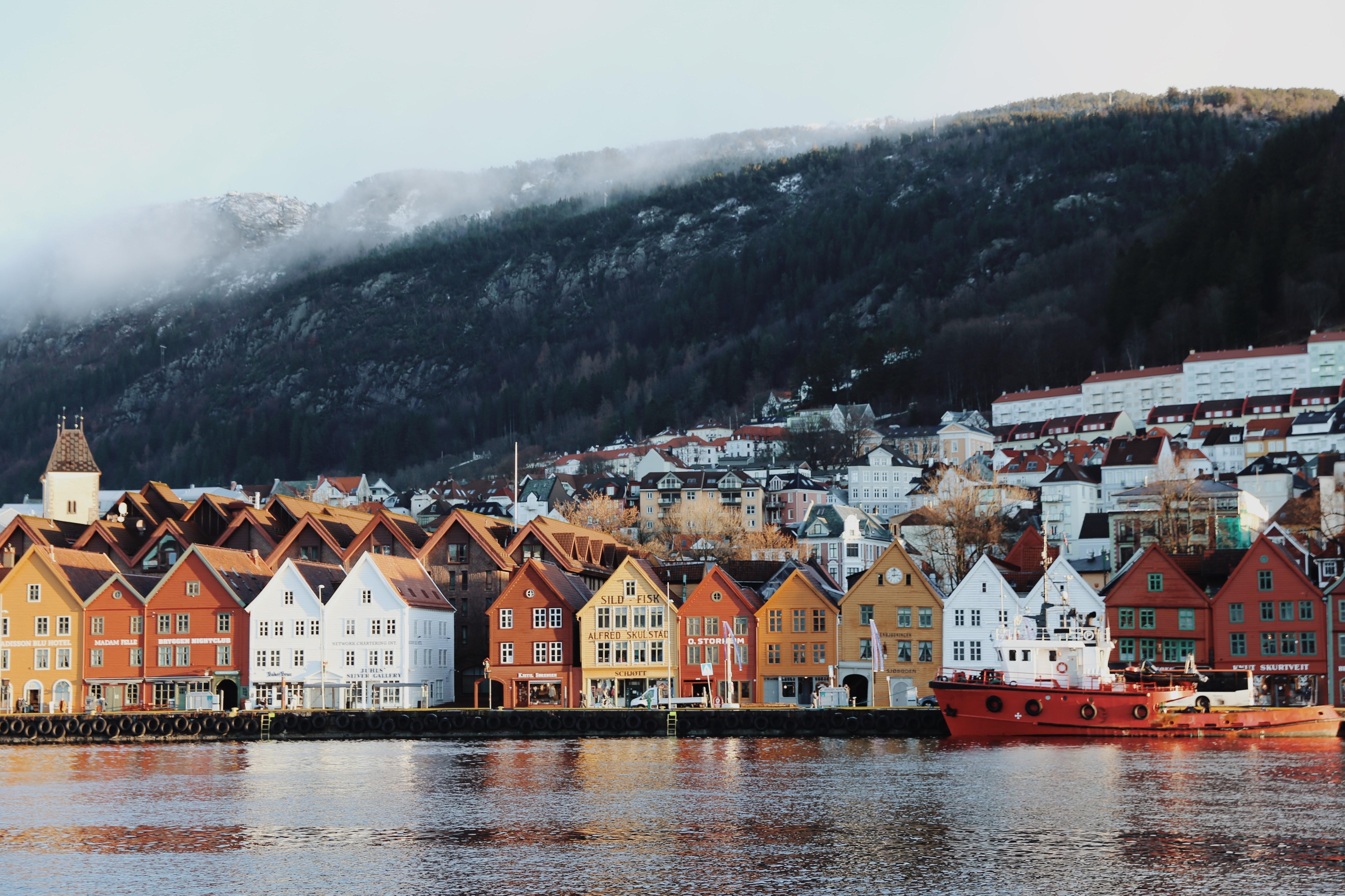 Bryggen, las mejores cosas para hacer en Bergen, Noruega