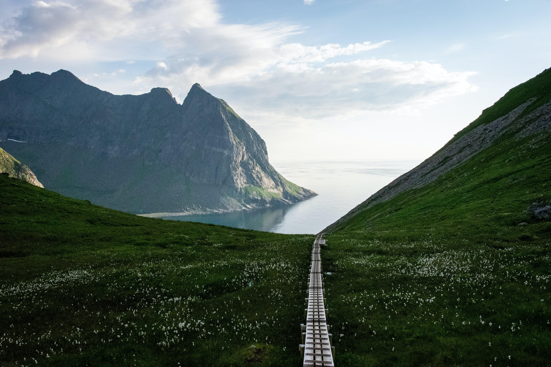 Moskenesøya, las islas más bellas de Noruega