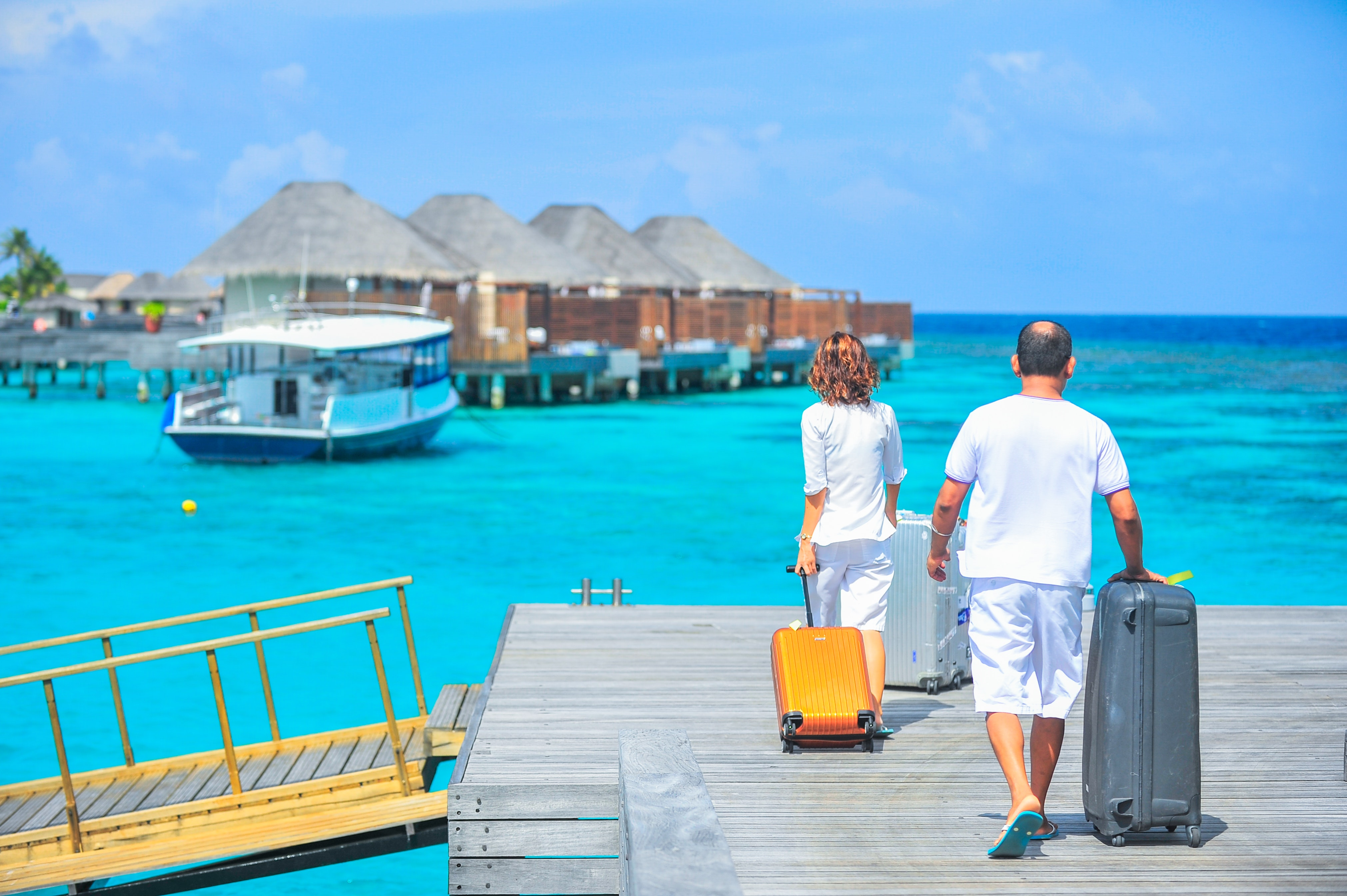 The Maldives Resort Day Tours