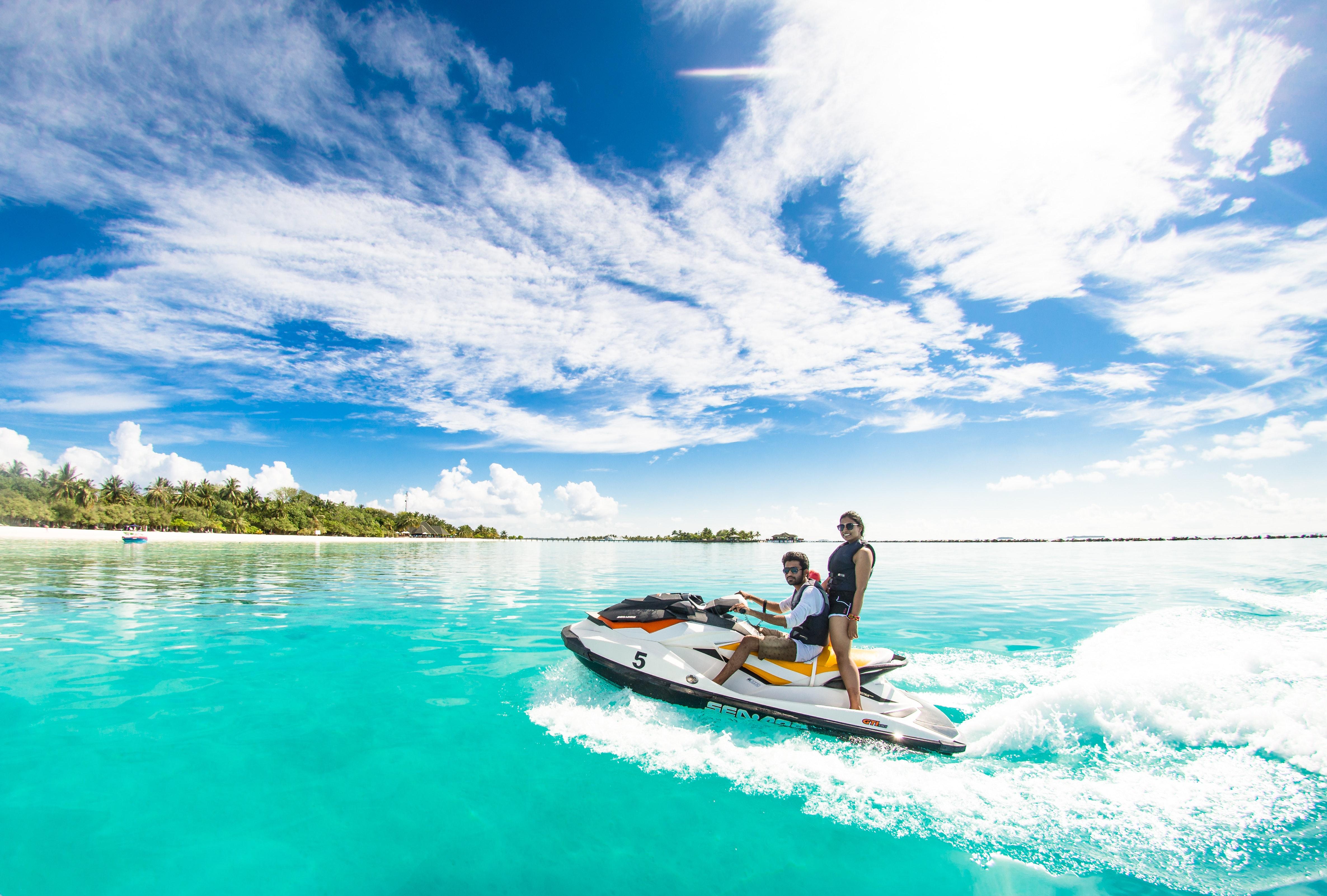 Water Sport in Maldives