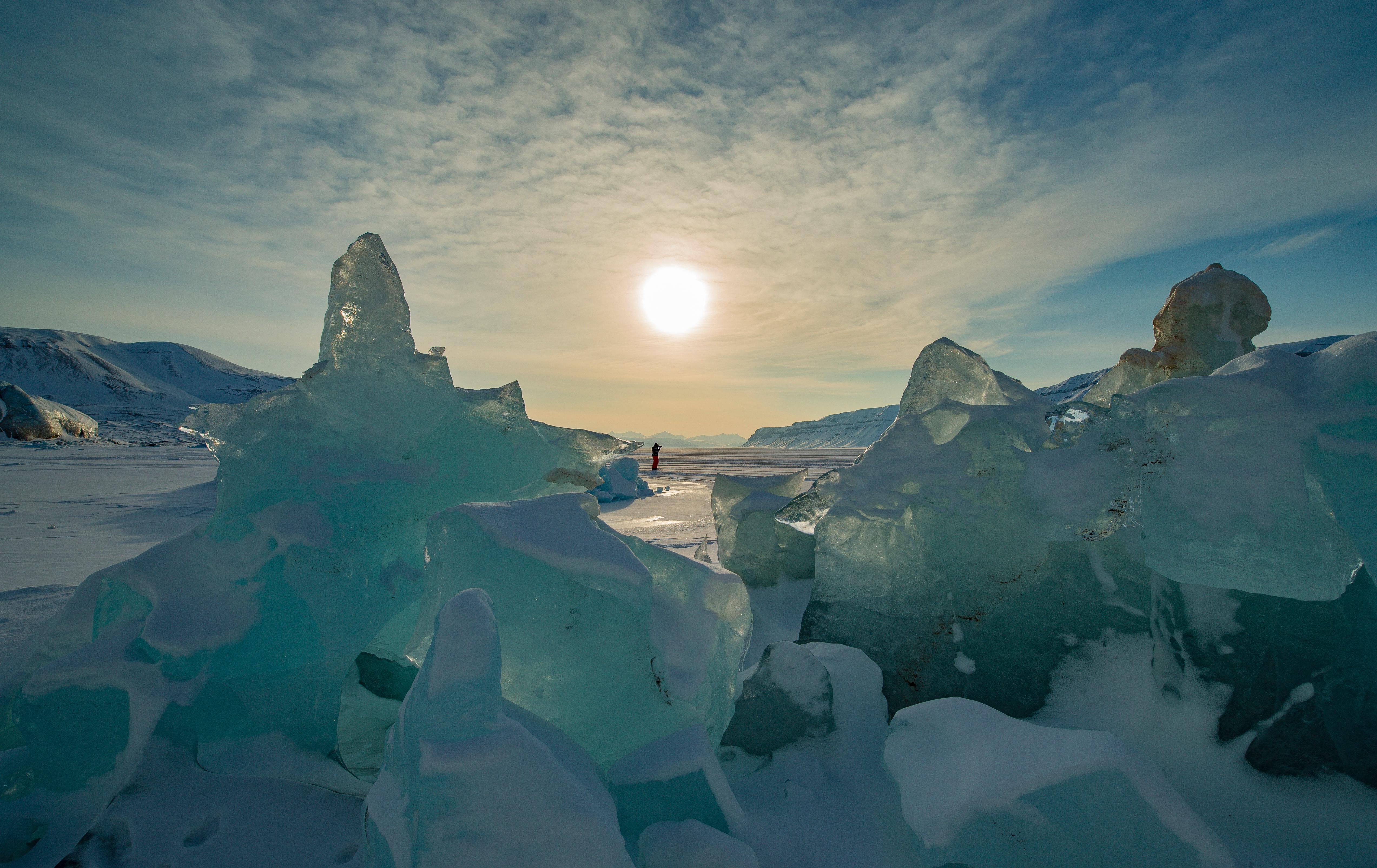 Svalbard, islas impresionantes en Noruega