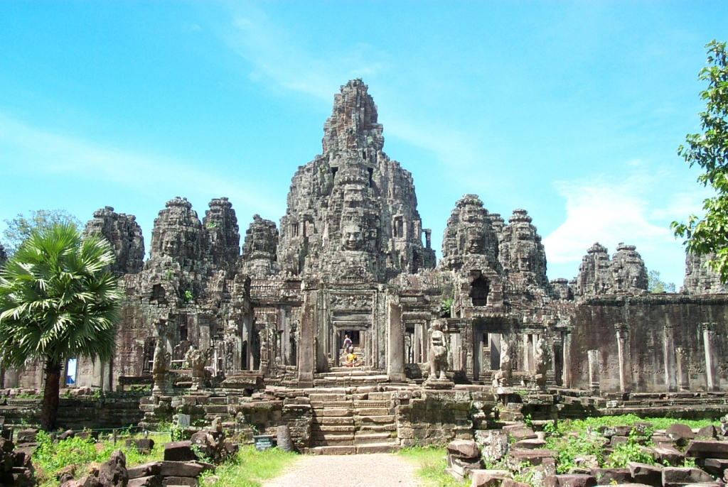 wallpaper-of-bayon-temple