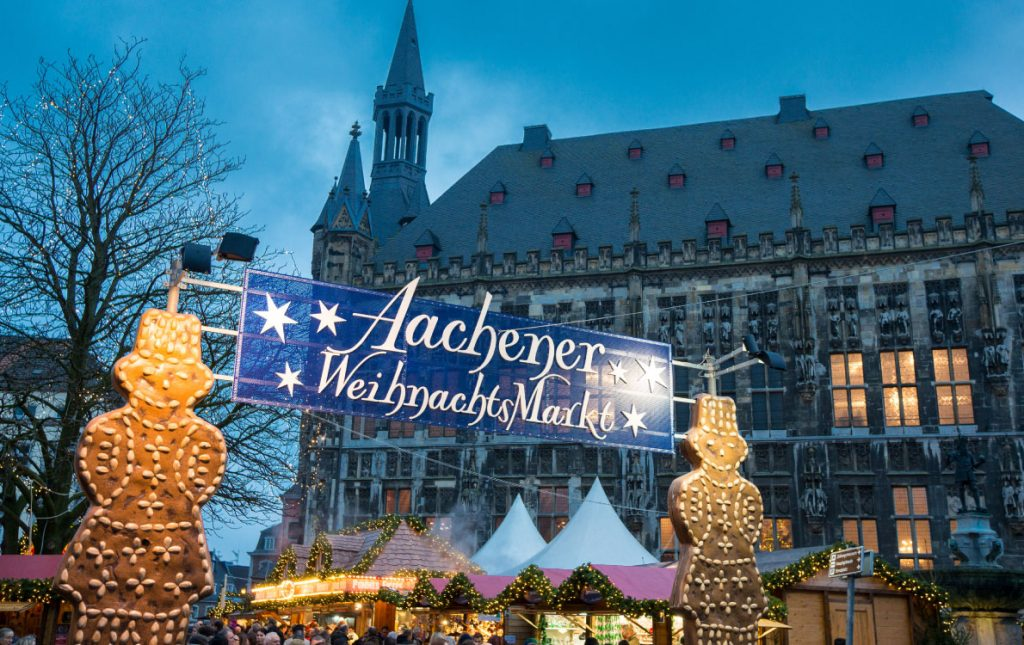 Christmas Markets in Europe, Weihnachtsmarkt