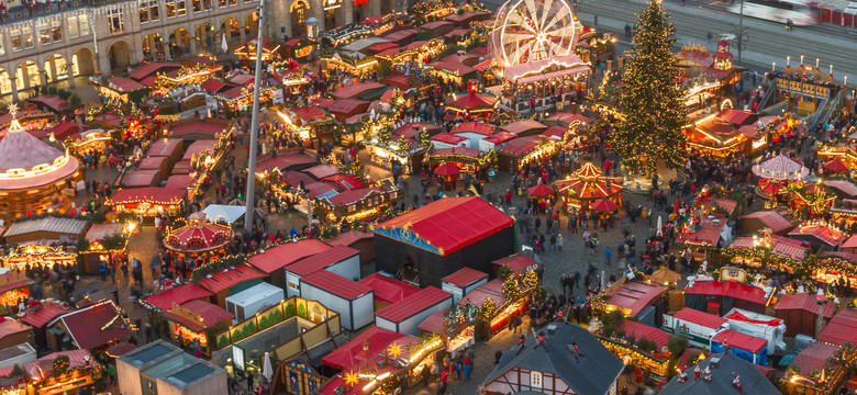 Christmas Markets in Europe, Striezelmerkt