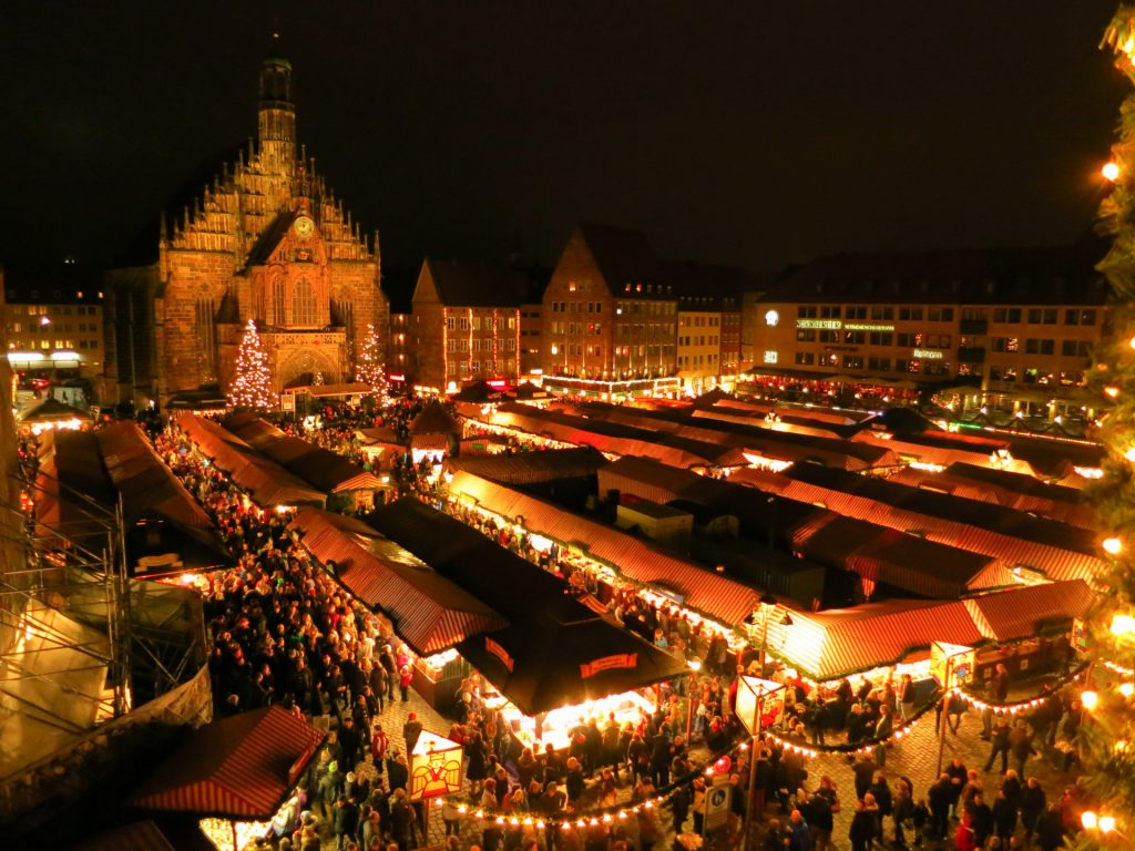 Christmas Markets in Europe, Christkindlesmarkt
