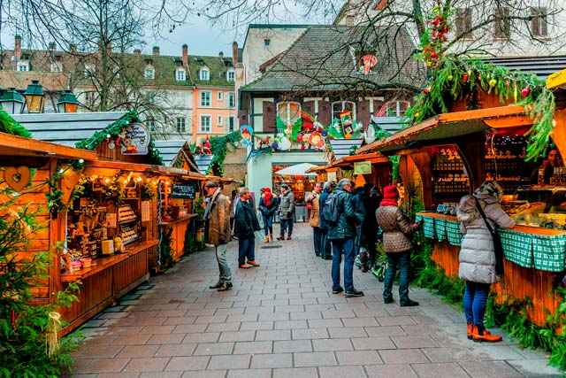 Christmas Markets in Europe, Christkindelsmärik