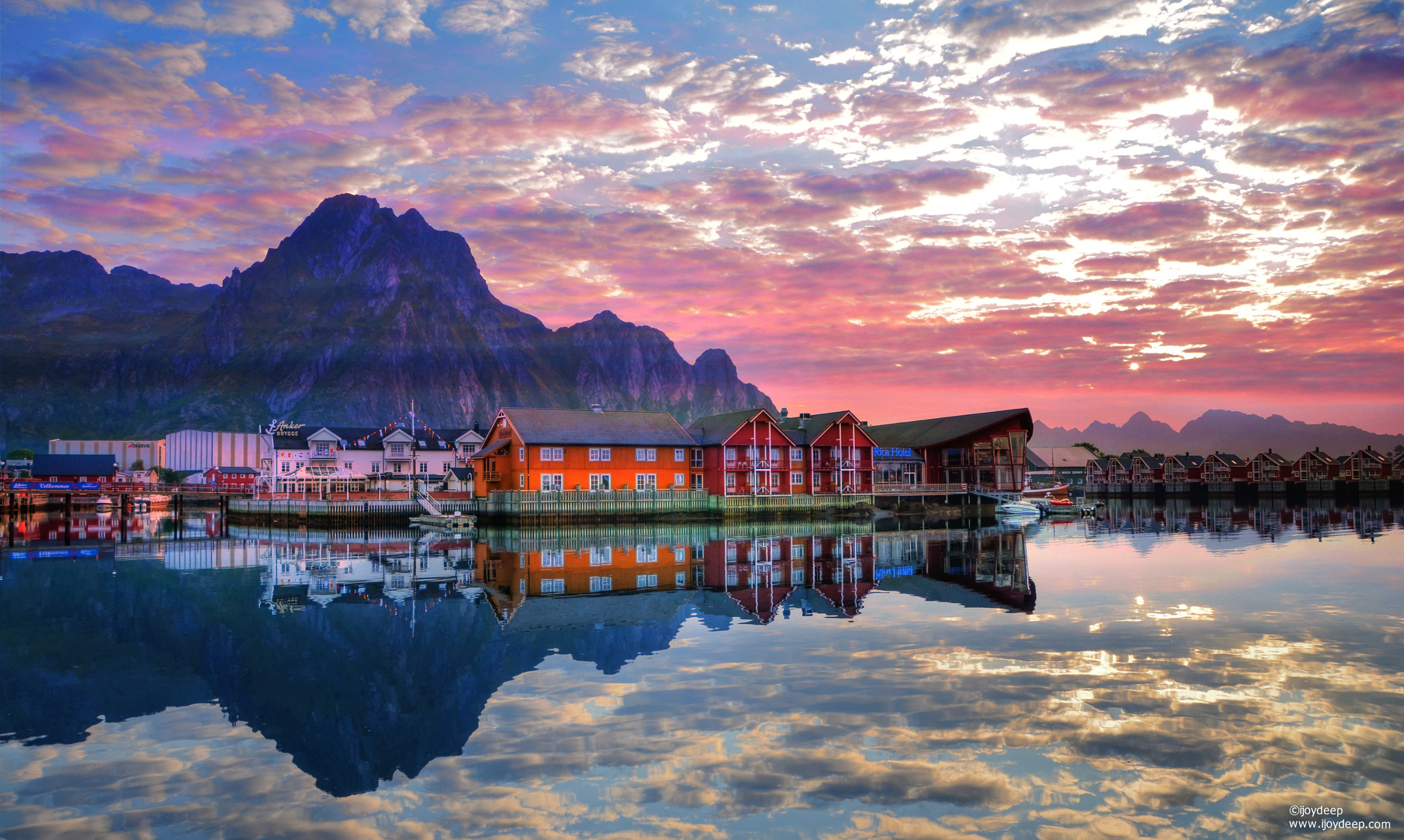 Norway in pictures for Best christmas travel destinations united states