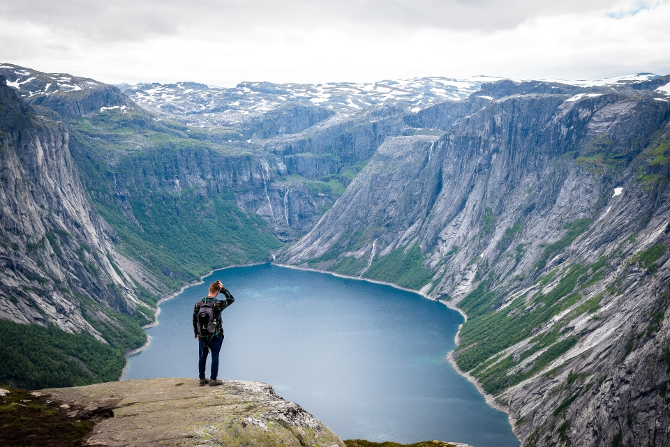 At Trolltunga